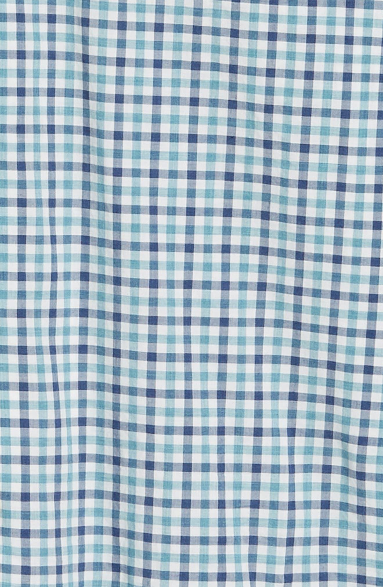 Finley Classic Fit Sport Shirt,                             Alternate thumbnail 6, color,                             JADE