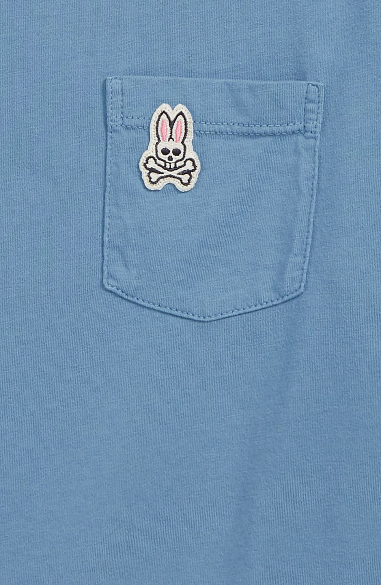 Langford Pocket T-Shirt,                             Alternate thumbnail 2, color,                             GULF