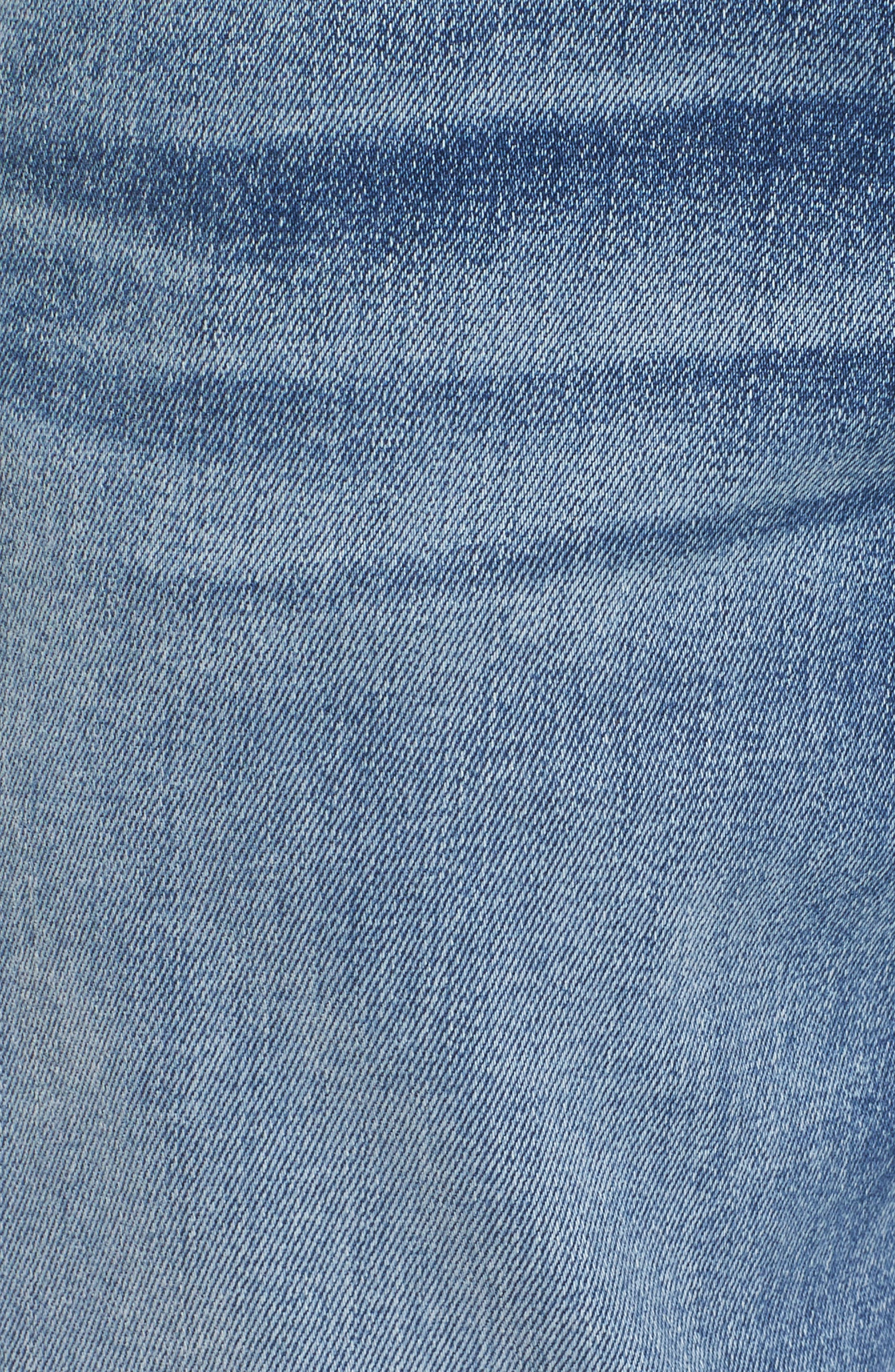 7 FOR ALL MANKIND<SUP>®</SUP>,                             Austyn - Luxe Performance Relaxed Fit Jeans,                             Alternate thumbnail 5, color,                             404