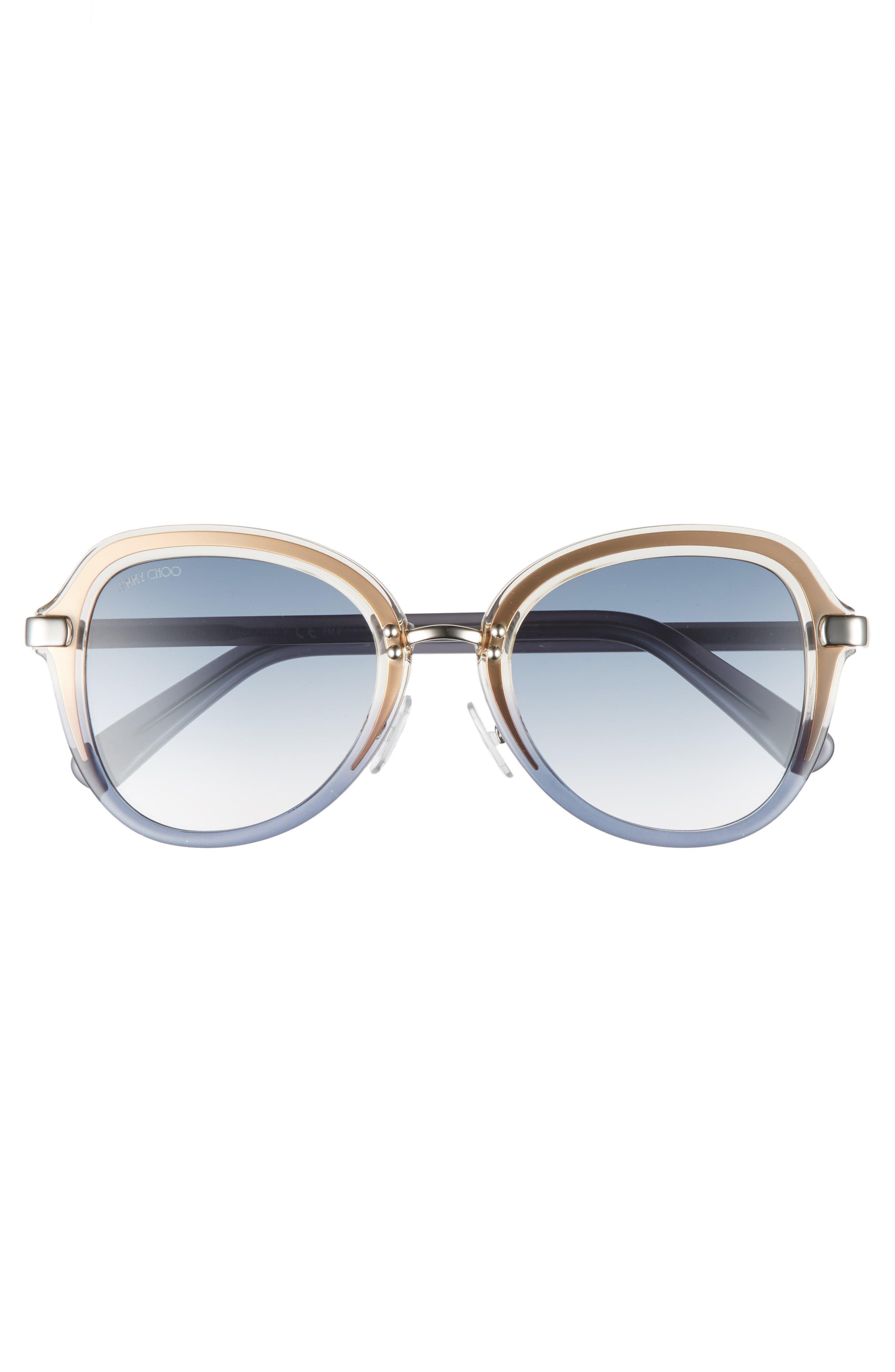 Drees 51mm Gradient Sunglasses,                             Alternate thumbnail 3, color,                             300