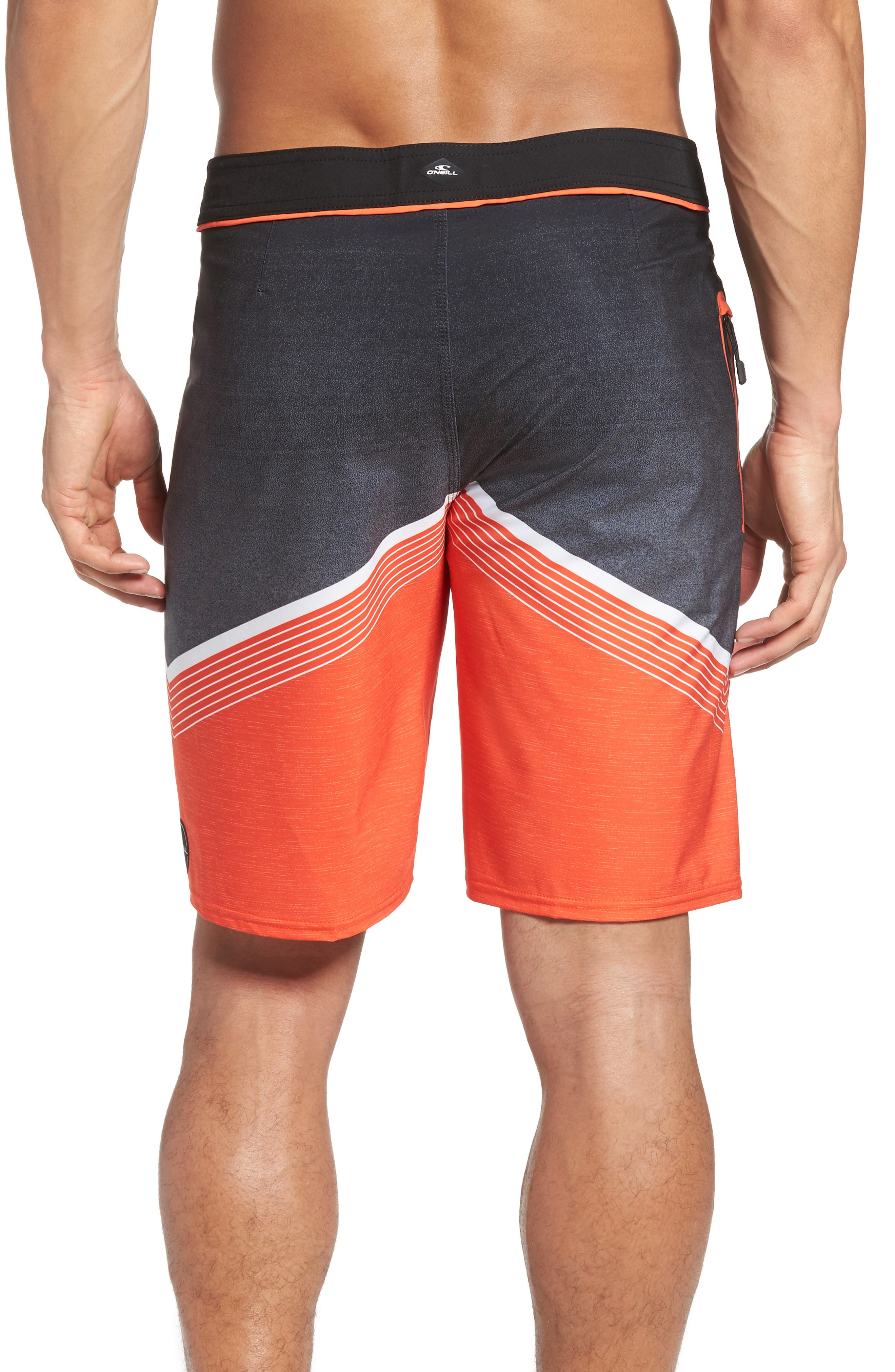 Hyperfreak Stretch Board Shorts,                             Alternate thumbnail 14, color,