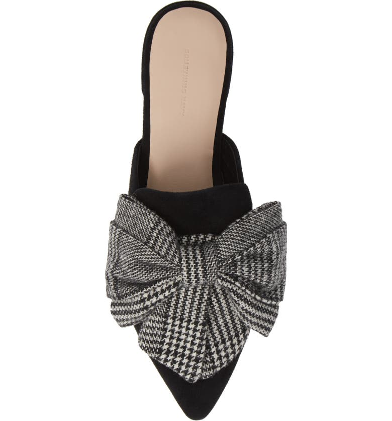 Something Navy Avenue Bow Mule (Women) (Nordstrom Exclusive) | Nordstrom