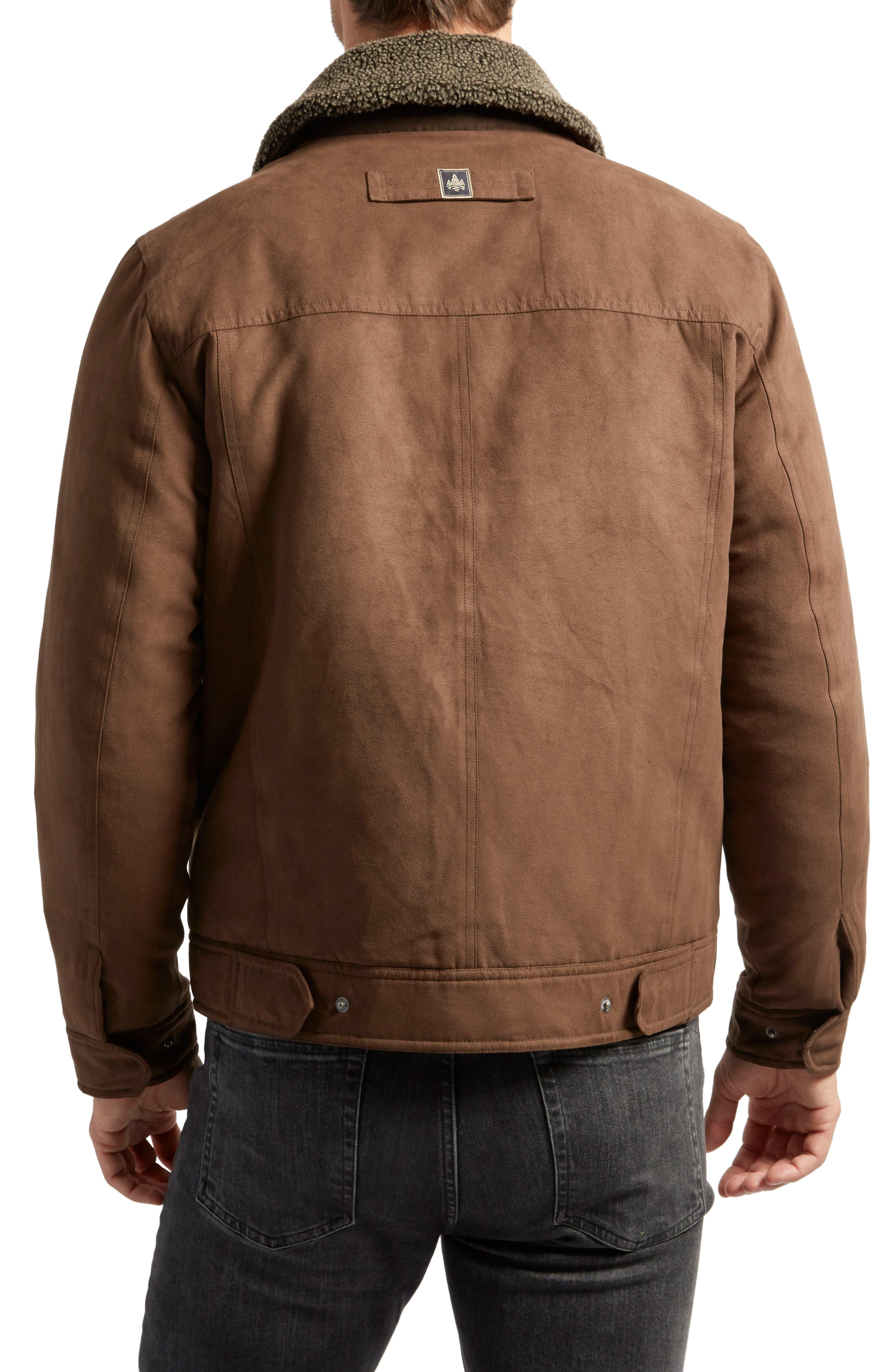 Gilpin Water-Resistant Trucker Jacket,                             Alternate thumbnail 2, color,                             214