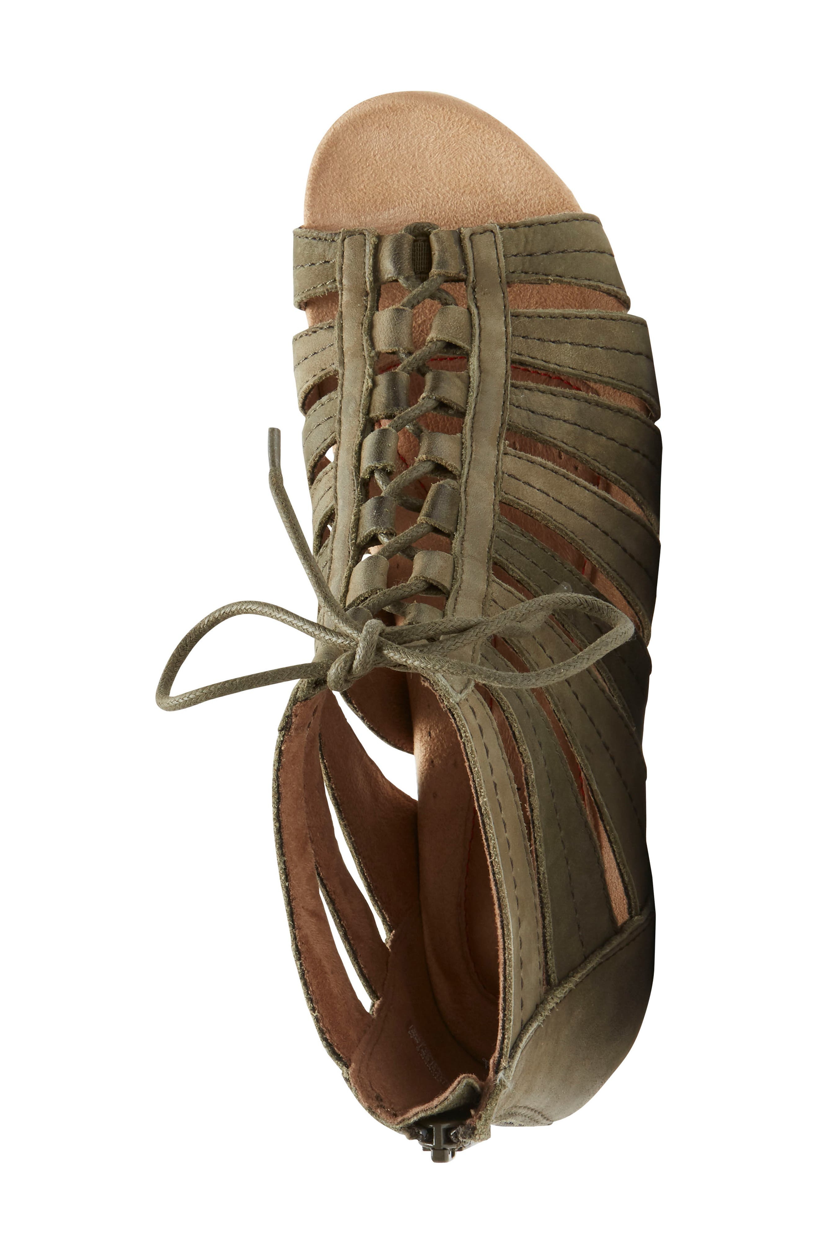 'Gabby' Lace-Up Sandal,                             Alternate thumbnail 34, color,