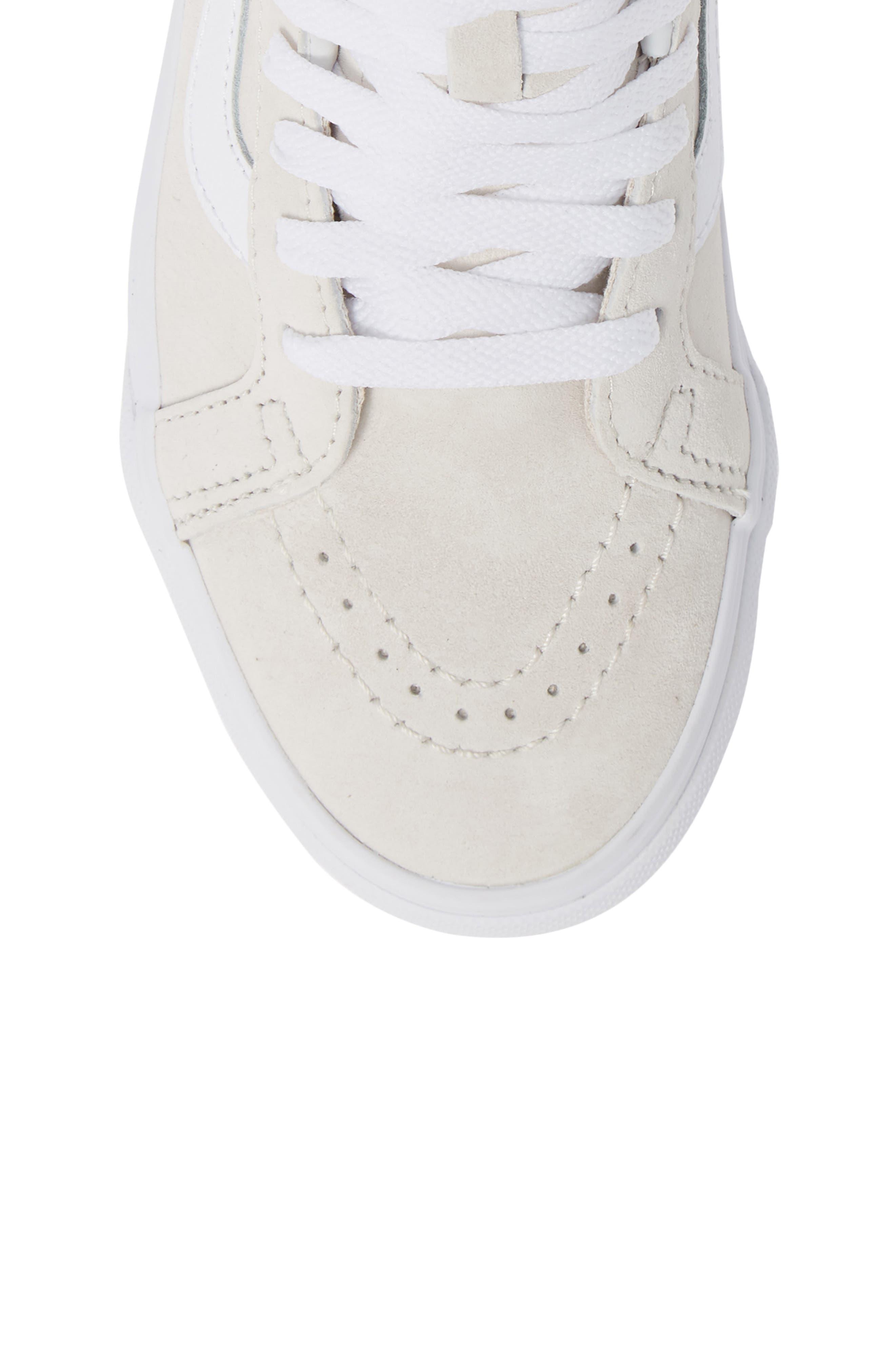 Sk8-Hi Reissue Sneaker,                             Alternate thumbnail 5, color,                             270