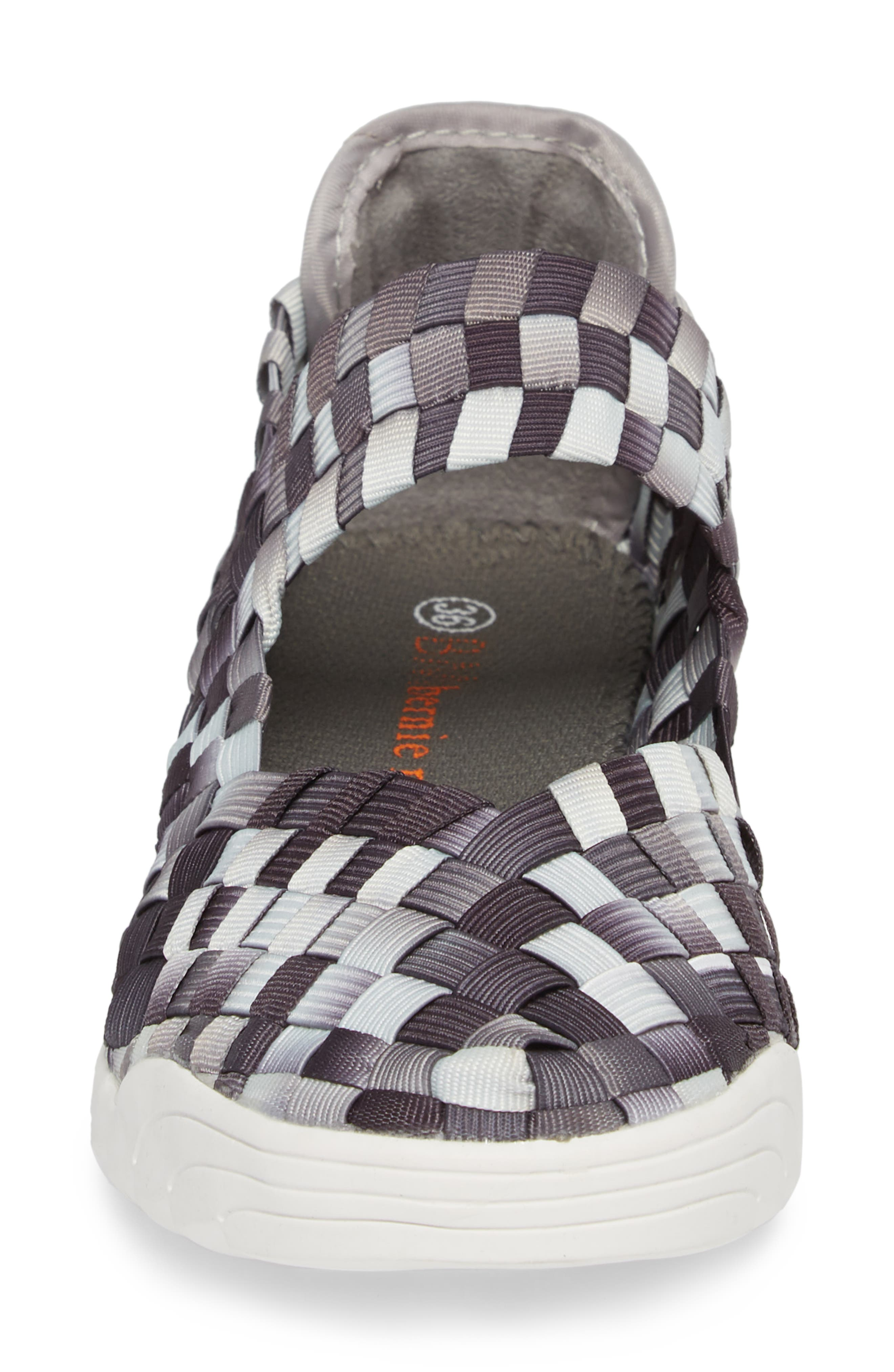 Rigged Charm Sneaker,                             Alternate thumbnail 4, color,                             GREY OMBRE
