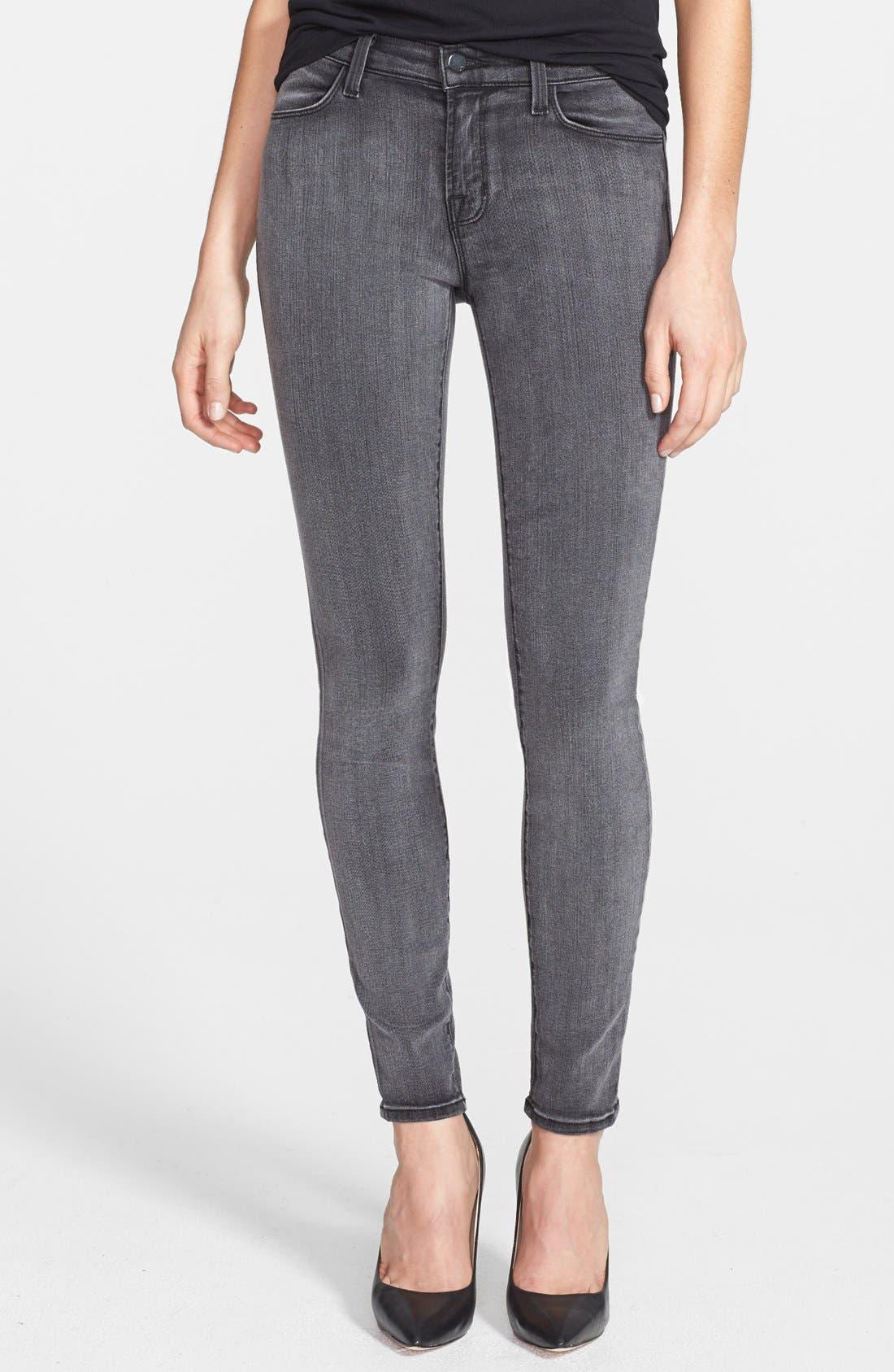 '620' Mid Rise Skinny Jeans,                             Alternate thumbnail 12, color,