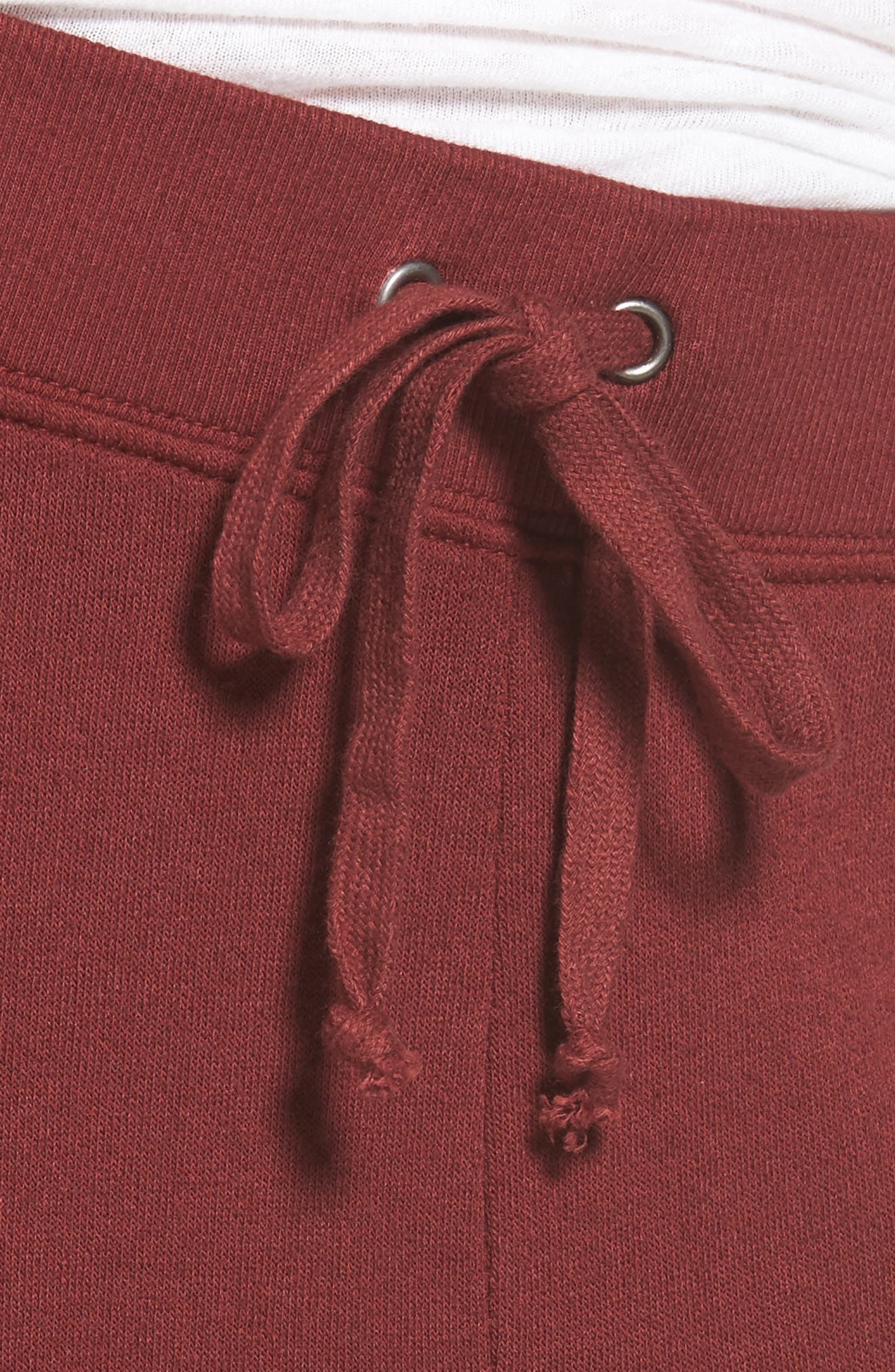 Fleece Sweatpants,                             Alternate thumbnail 4, color,