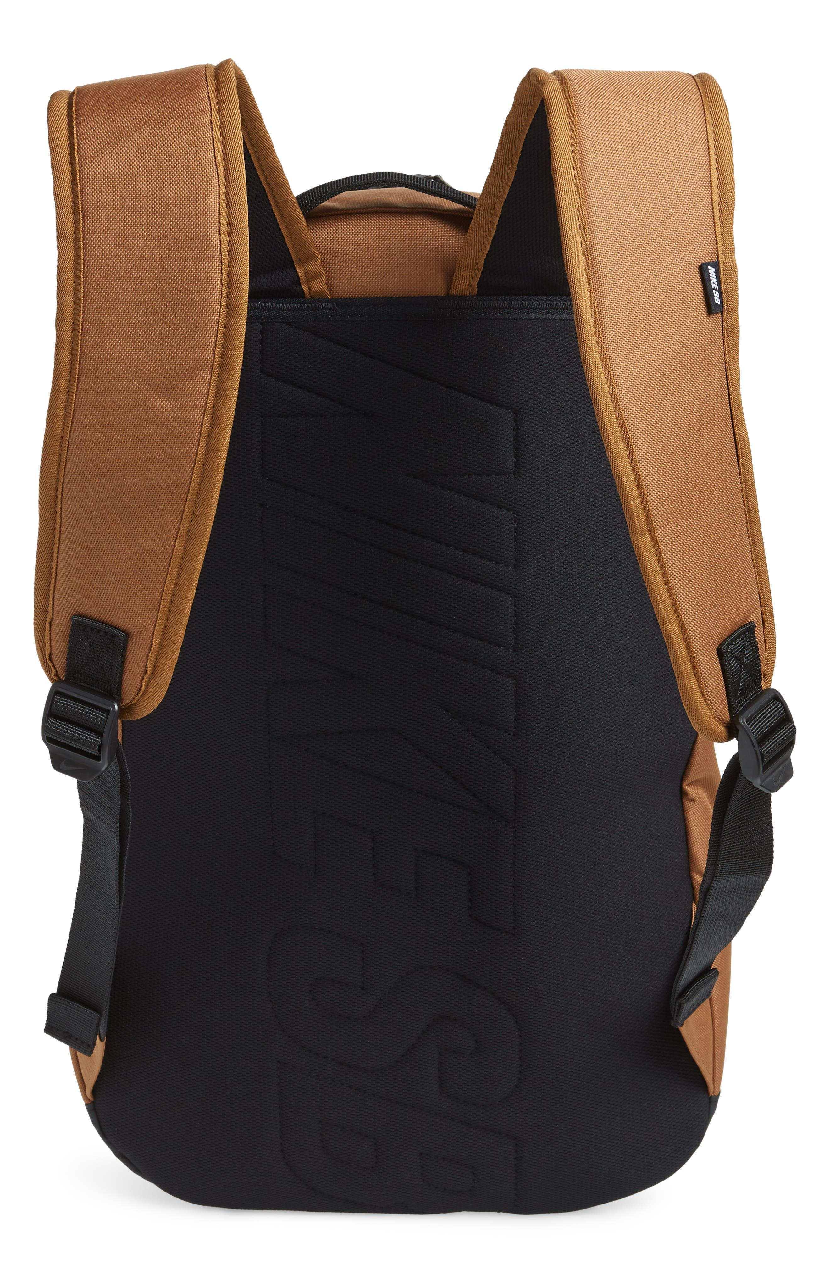 Courthouse Backpack,                             Alternate thumbnail 3, color,                             ALE BROWN