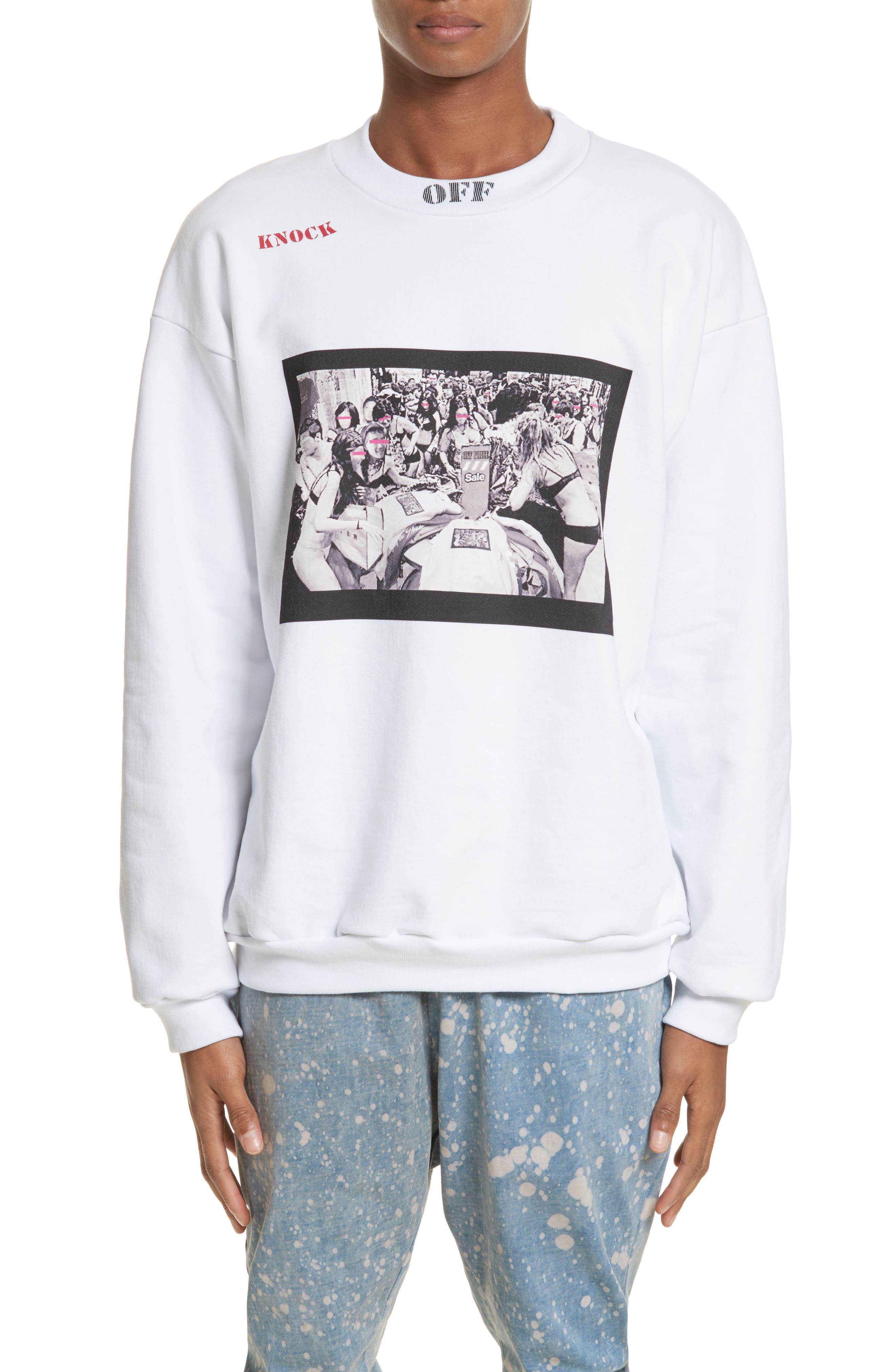 Toad Graphic Sweatshirt,                         Main,                         color, 100