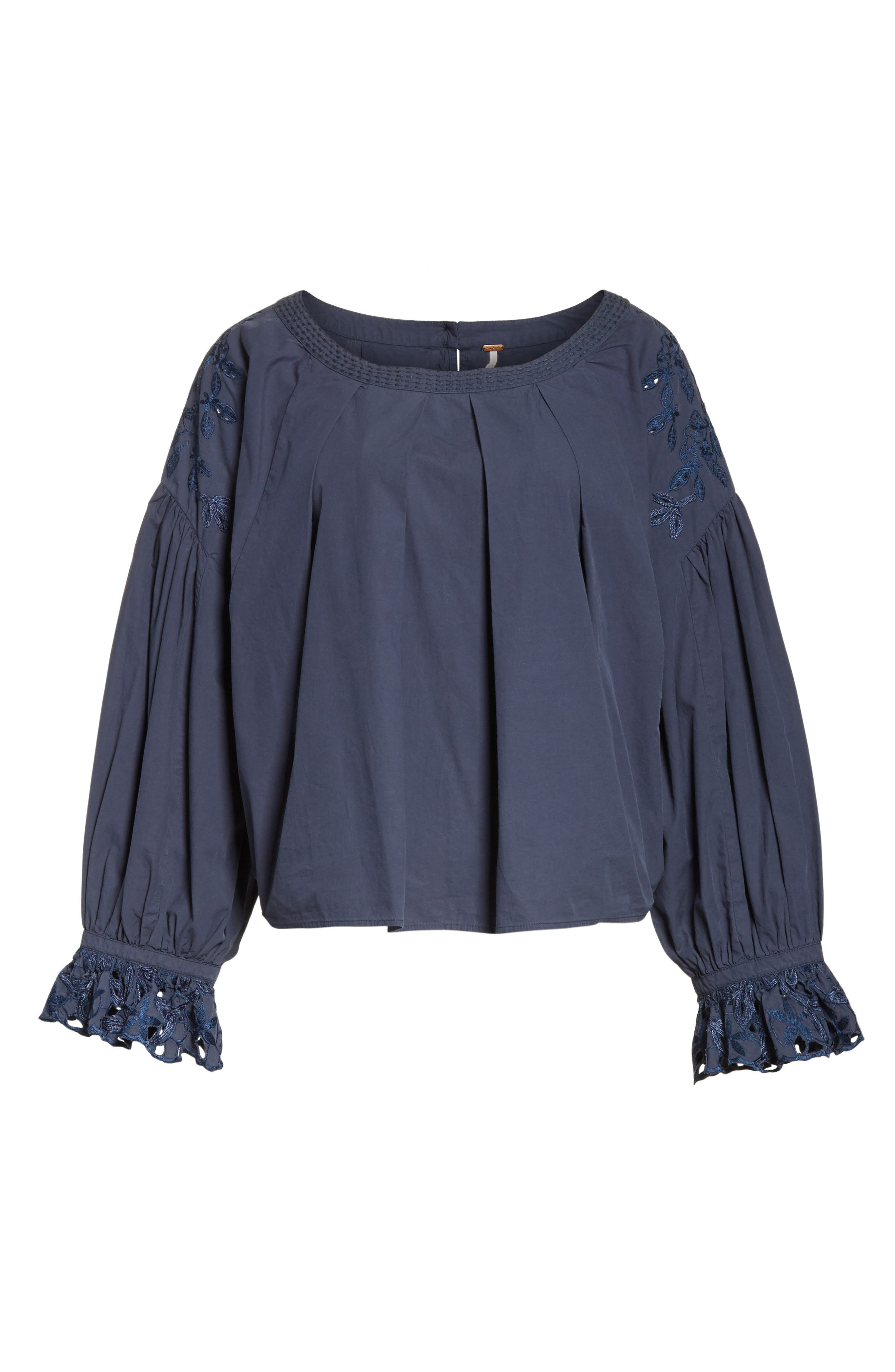 Wishing Well Blouse,                             Alternate thumbnail 6, color,                             020