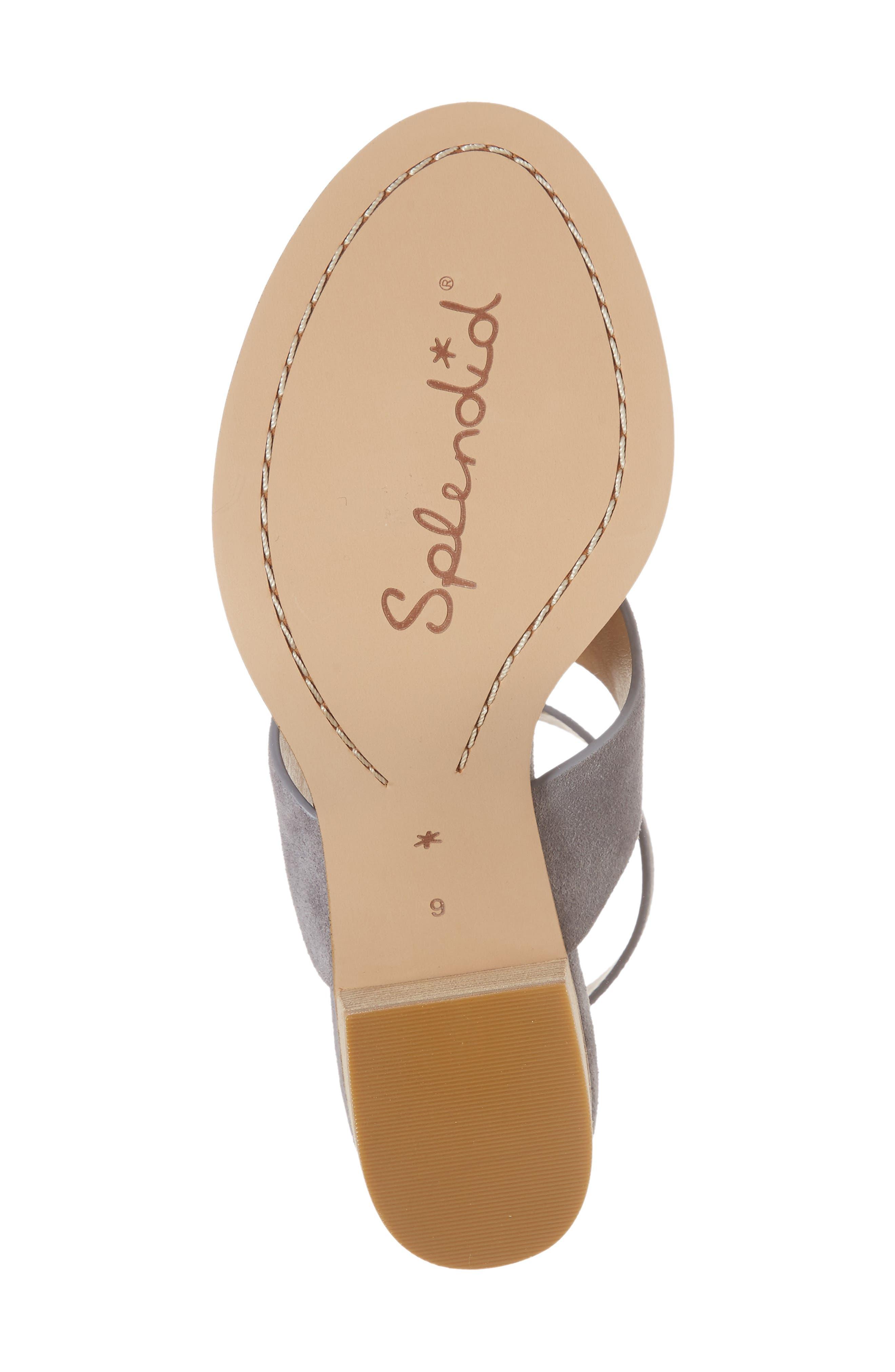 Faron Block Heel Sandal,                             Alternate thumbnail 17, color,