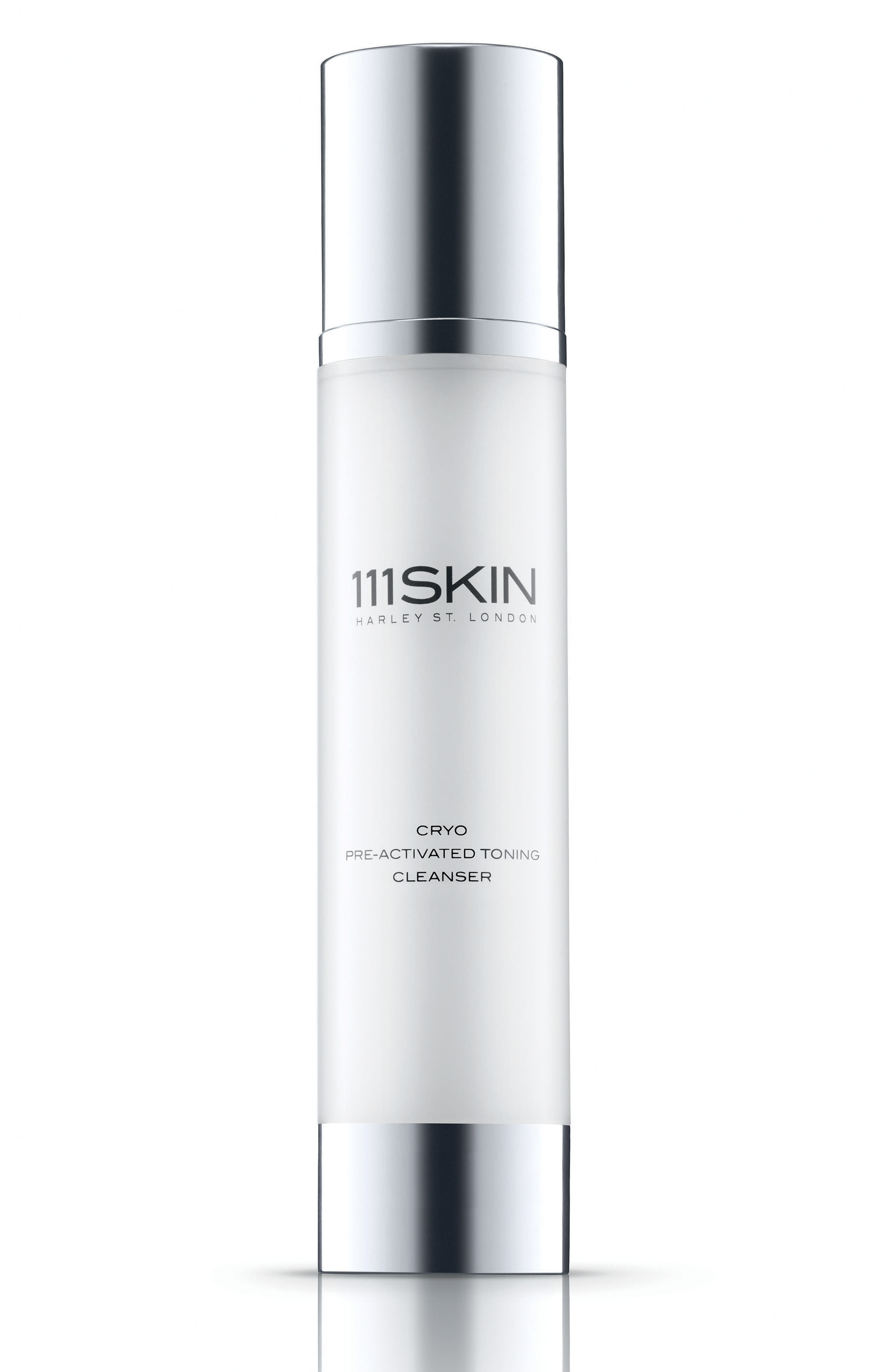 SPACE.NK.apothecary 111SKIN Cryo Pre-Activated Toning Cleanser,                             Main thumbnail 1, color,                             000