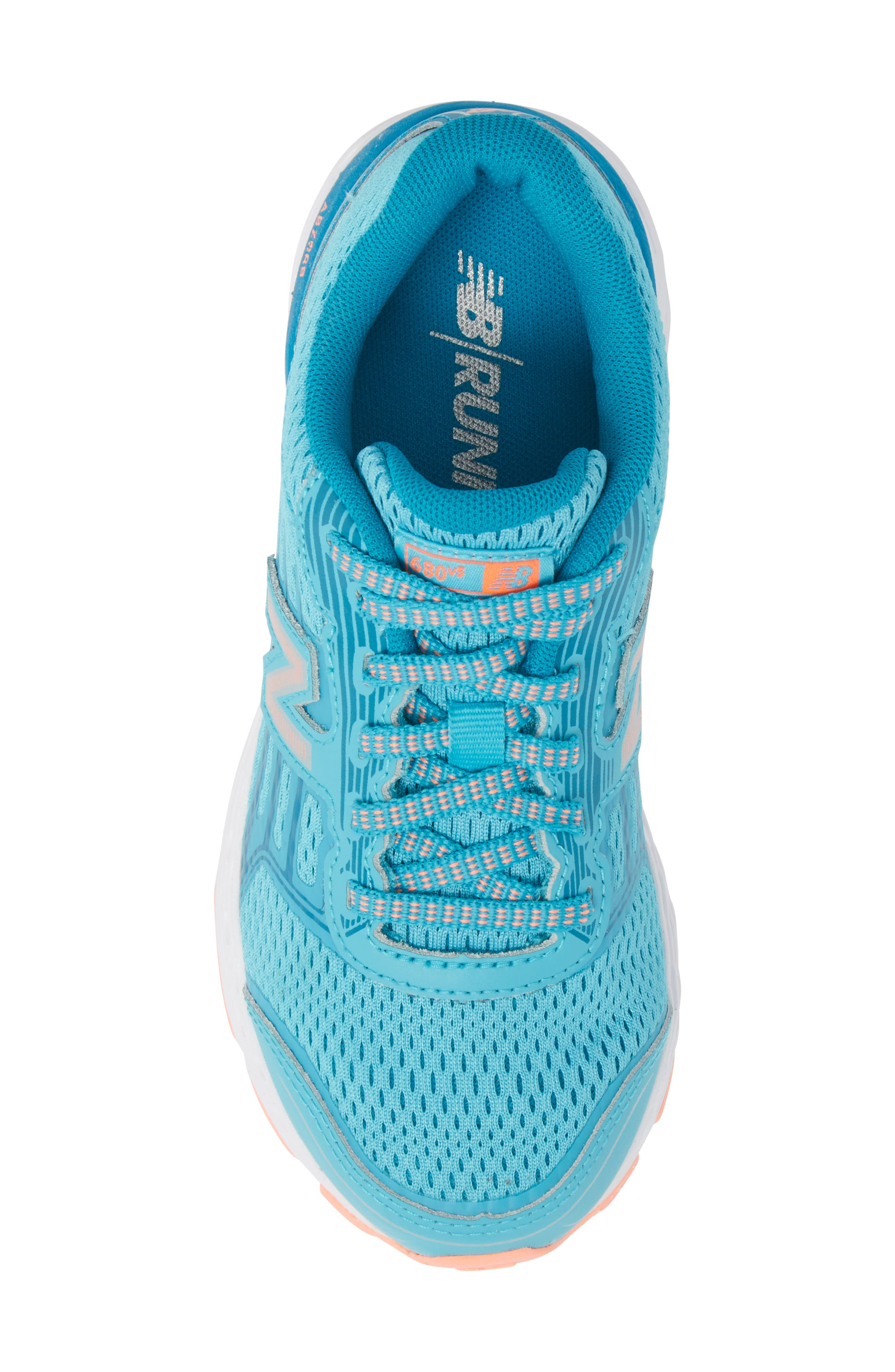 680v5 Running Shoe,                             Alternate thumbnail 5, color,                             DEEP OZONE BLUE