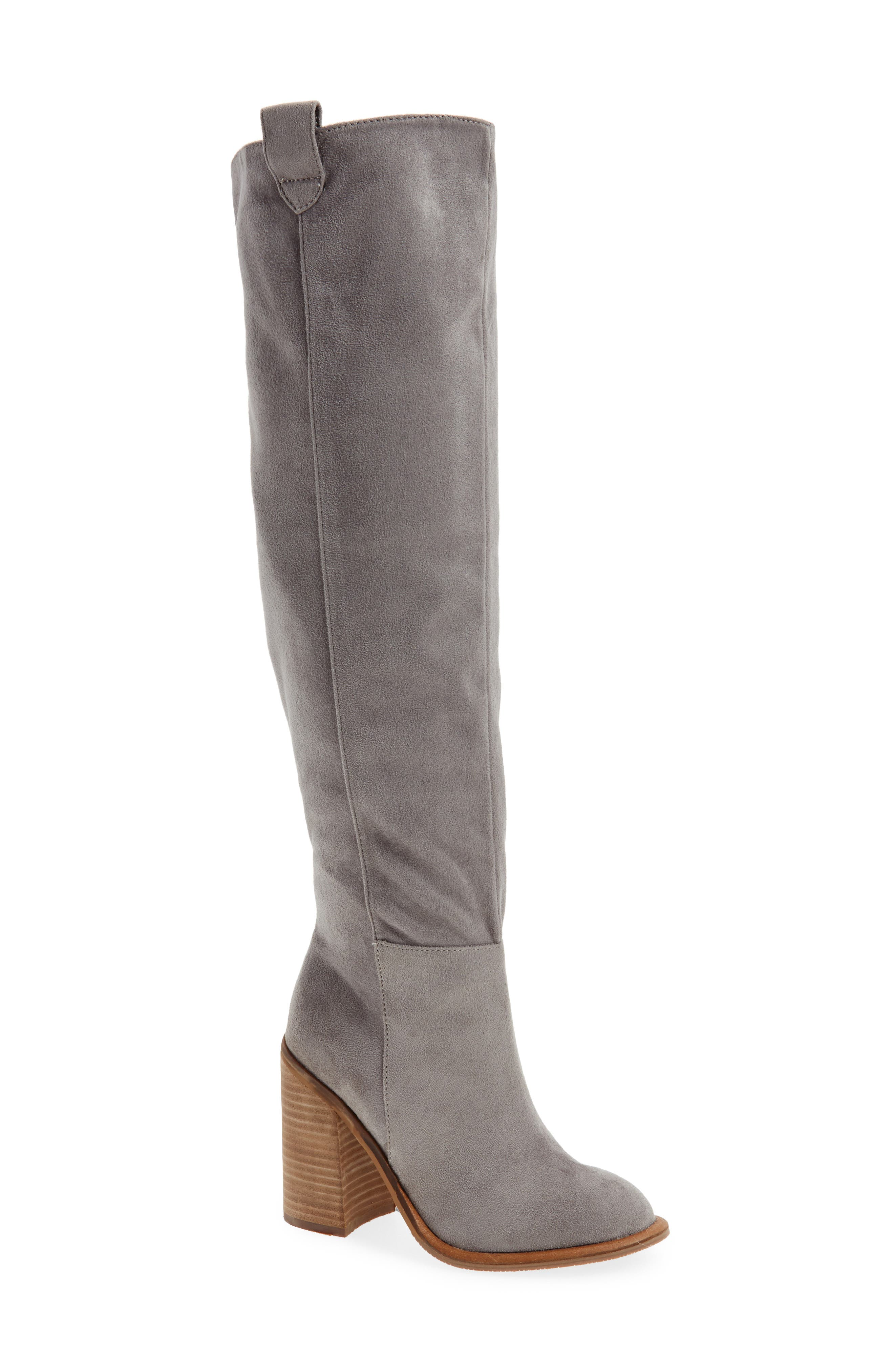 Nate Over the Knee Boot,                             Main thumbnail 2, color,