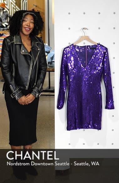 Sequin Minidress, sales video thumbnail