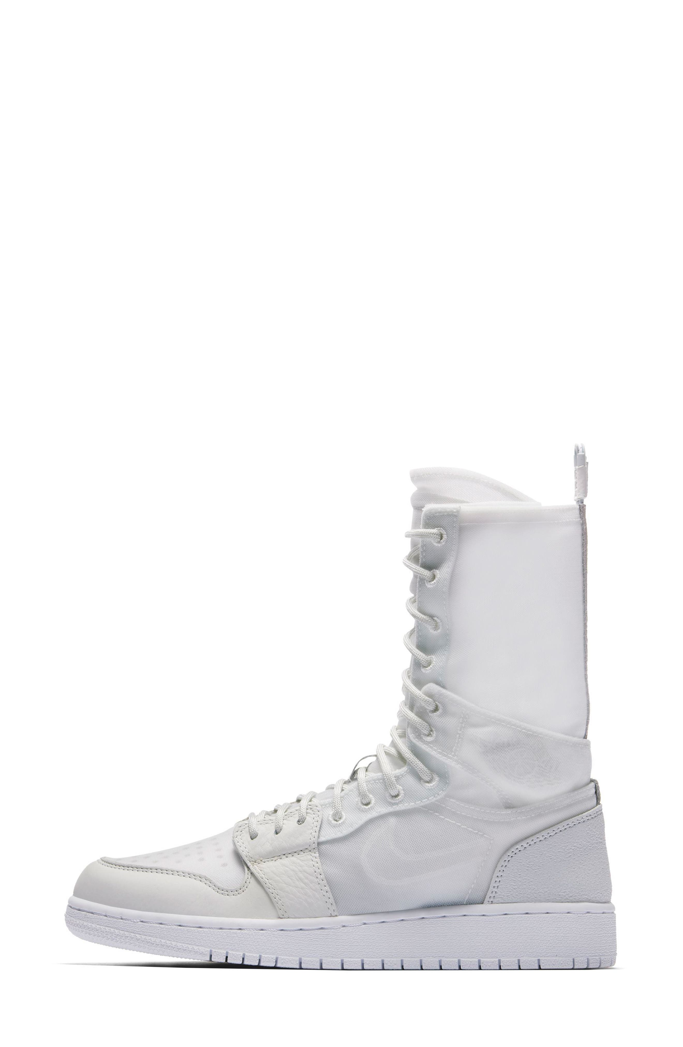 Air Jordan 1 Explorer XX Convertible High Top Sneaker,                             Alternate thumbnail 5, color,