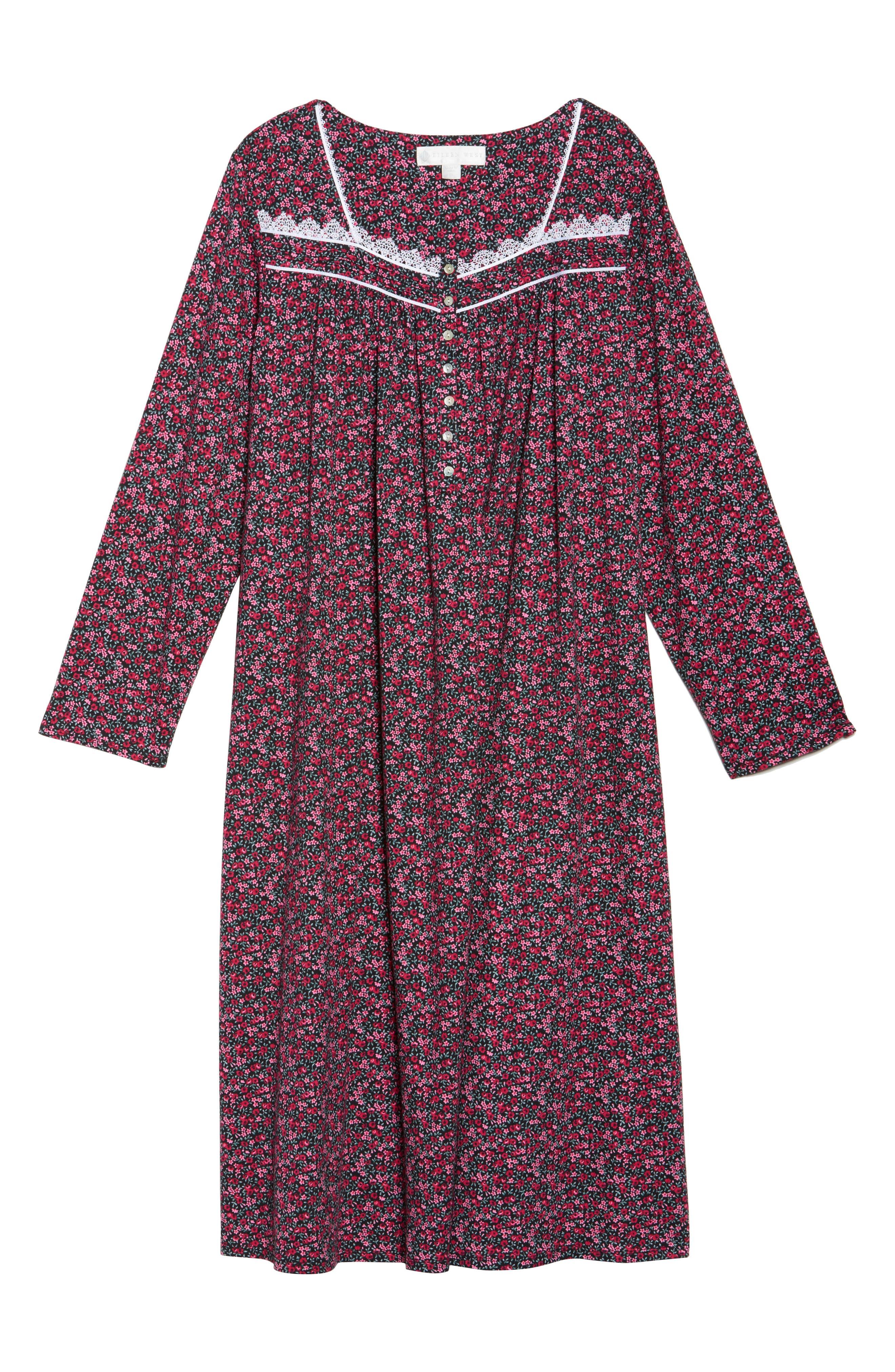 Short Nightgown,                             Alternate thumbnail 6, color,                             559