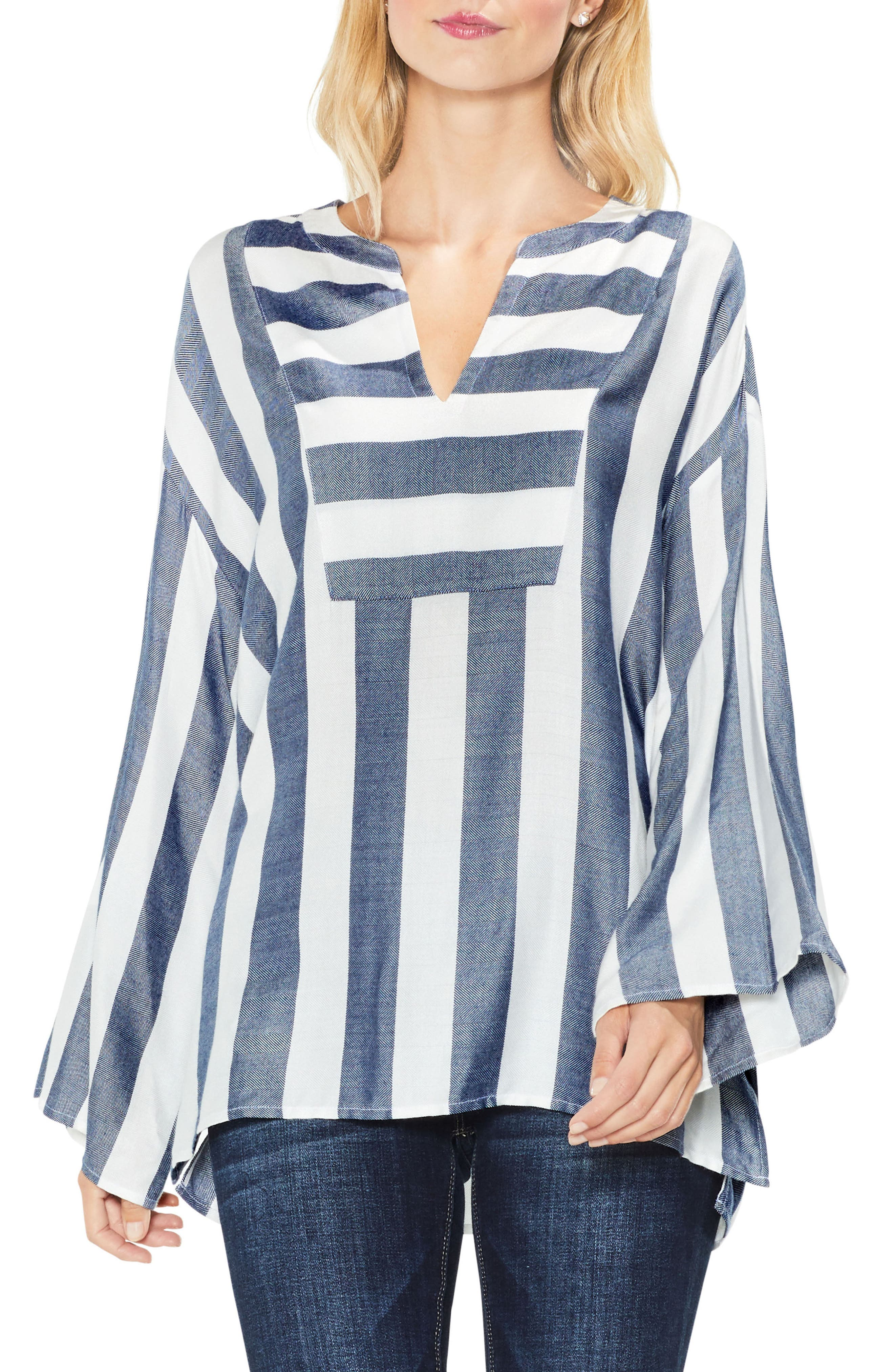 Bell Sleeve Top,                             Main thumbnail 1, color,                             453