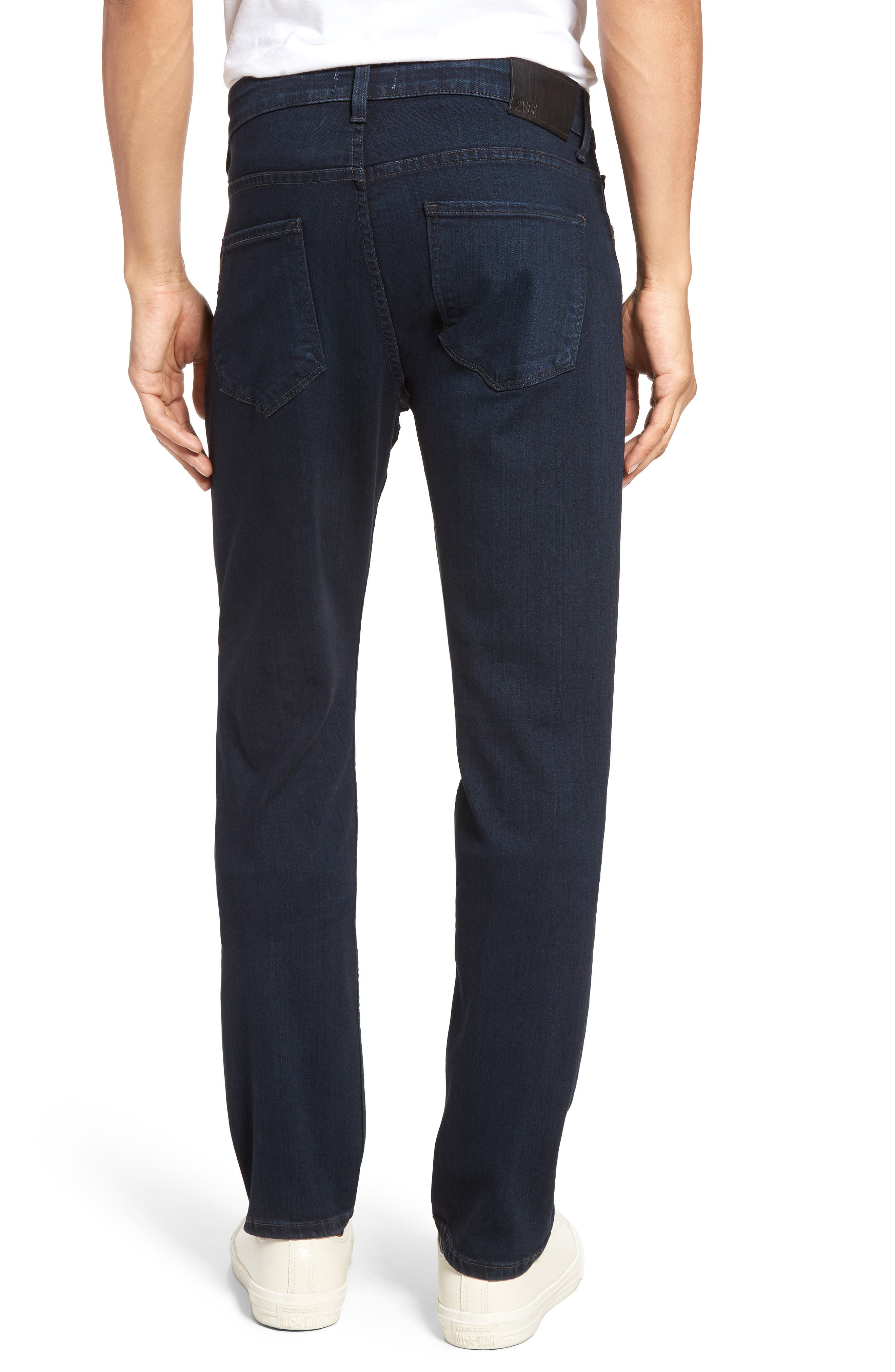 Normandie Straight Leg Jeans,                             Alternate thumbnail 2, color,                             ARLO