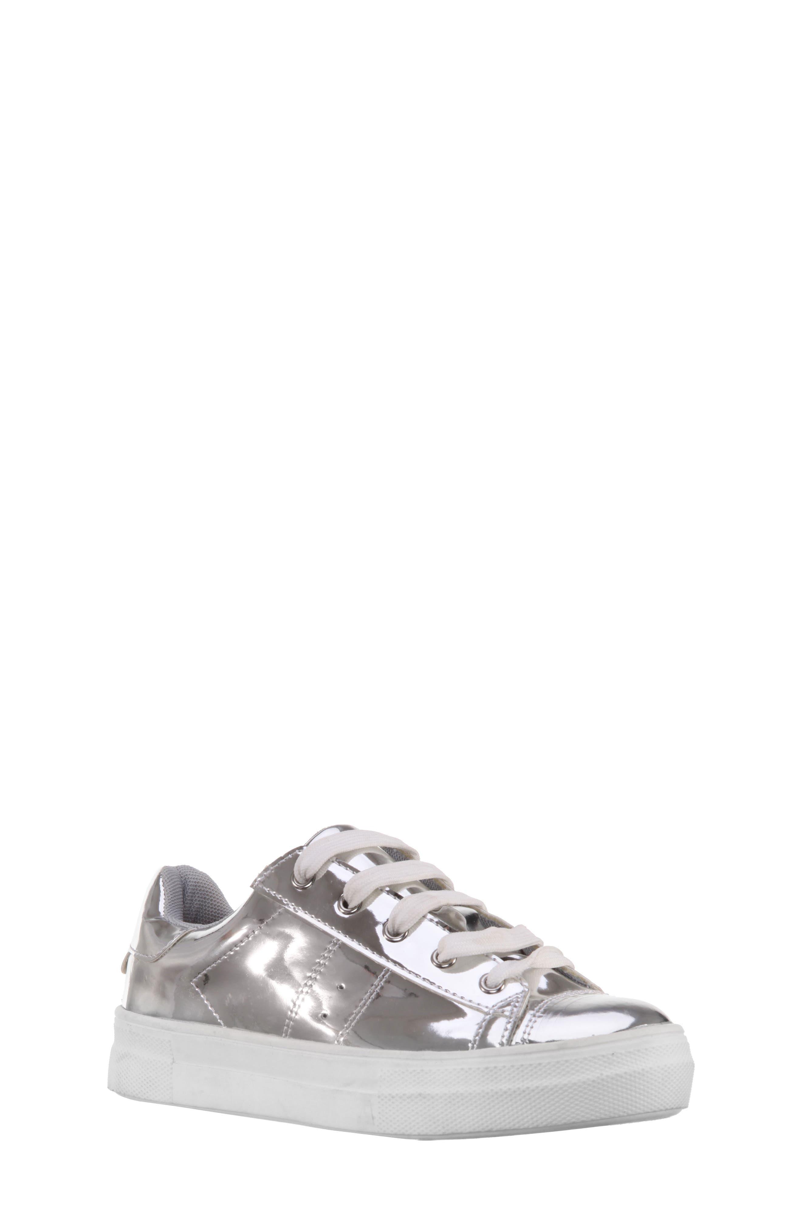 Rochella Metallic Sneaker,                         Main,                         color, 048