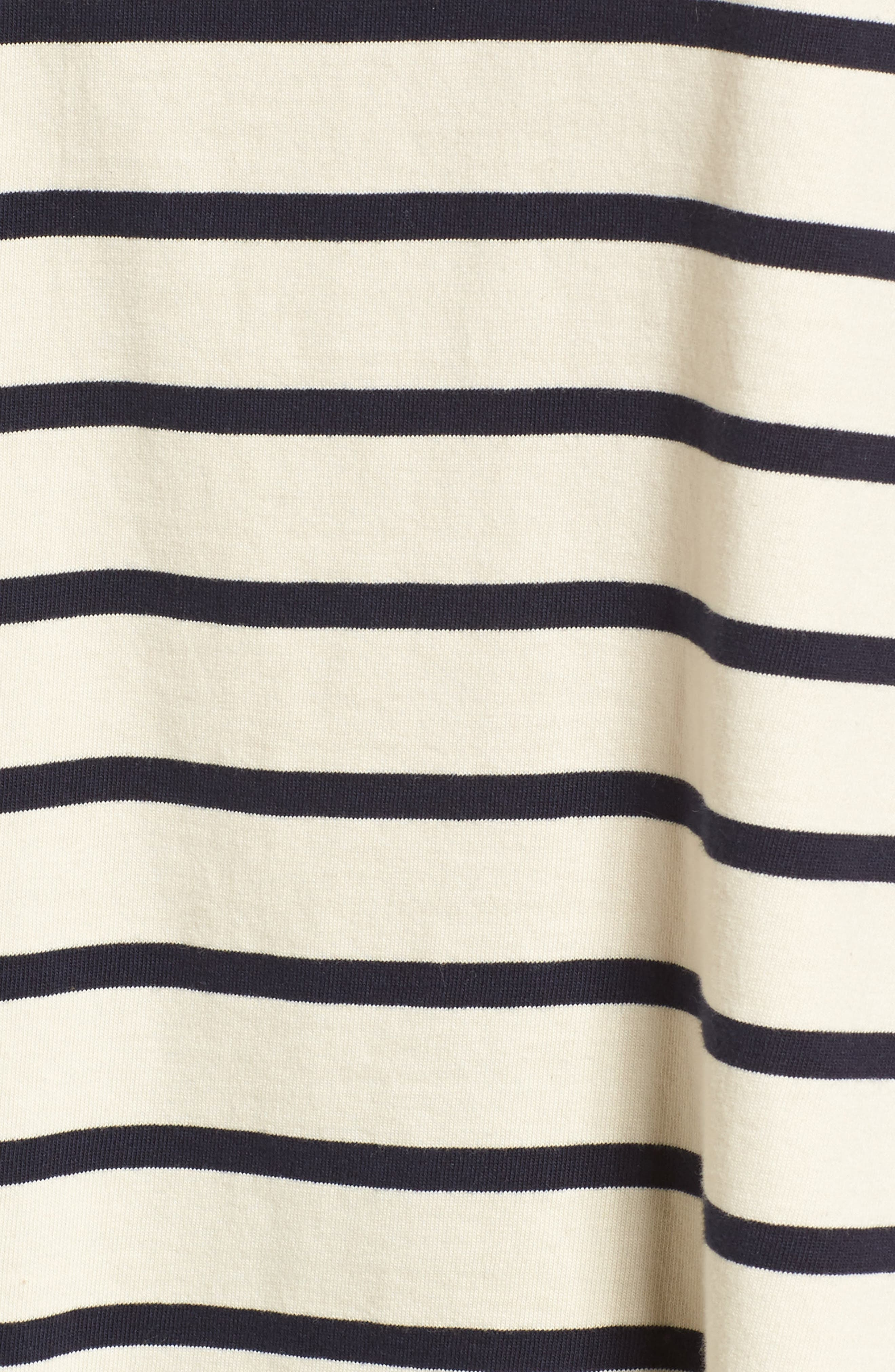Stripe Swing Tee,                             Alternate thumbnail 5, color,                             900
