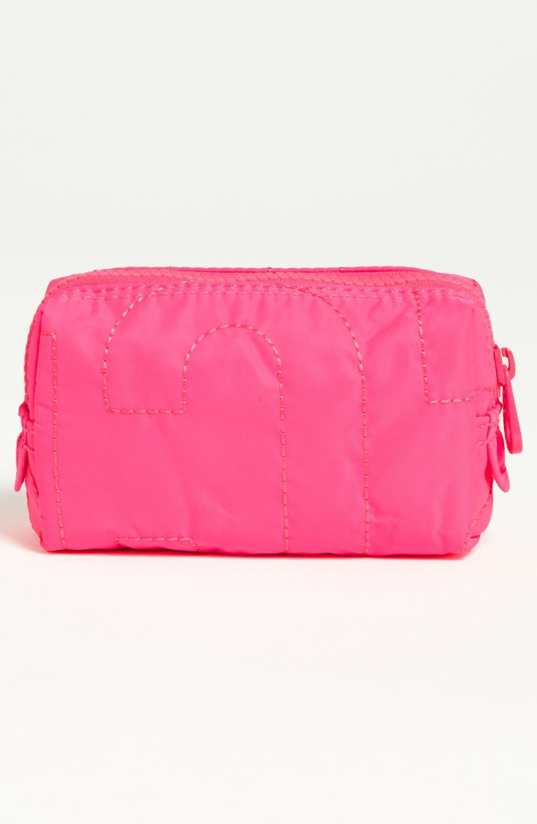 MARC BY MARC JACOBS 'Pretty Nylon' Cosmetics Case,                             Alternate thumbnail 4, color,                             676