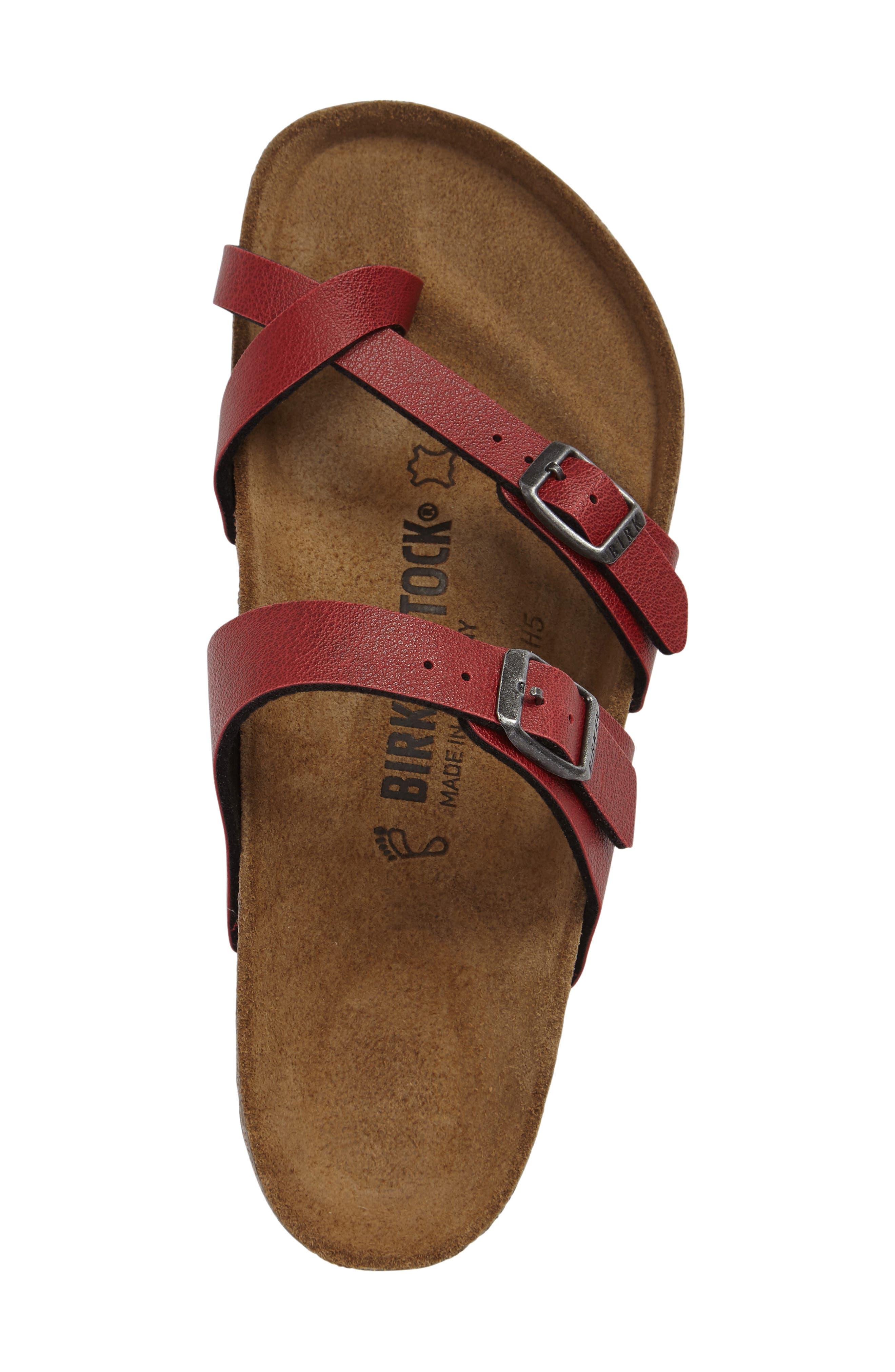 'Mayari' Birko-Flor<sup>™</sup> Sandal,                             Alternate thumbnail 65, color,