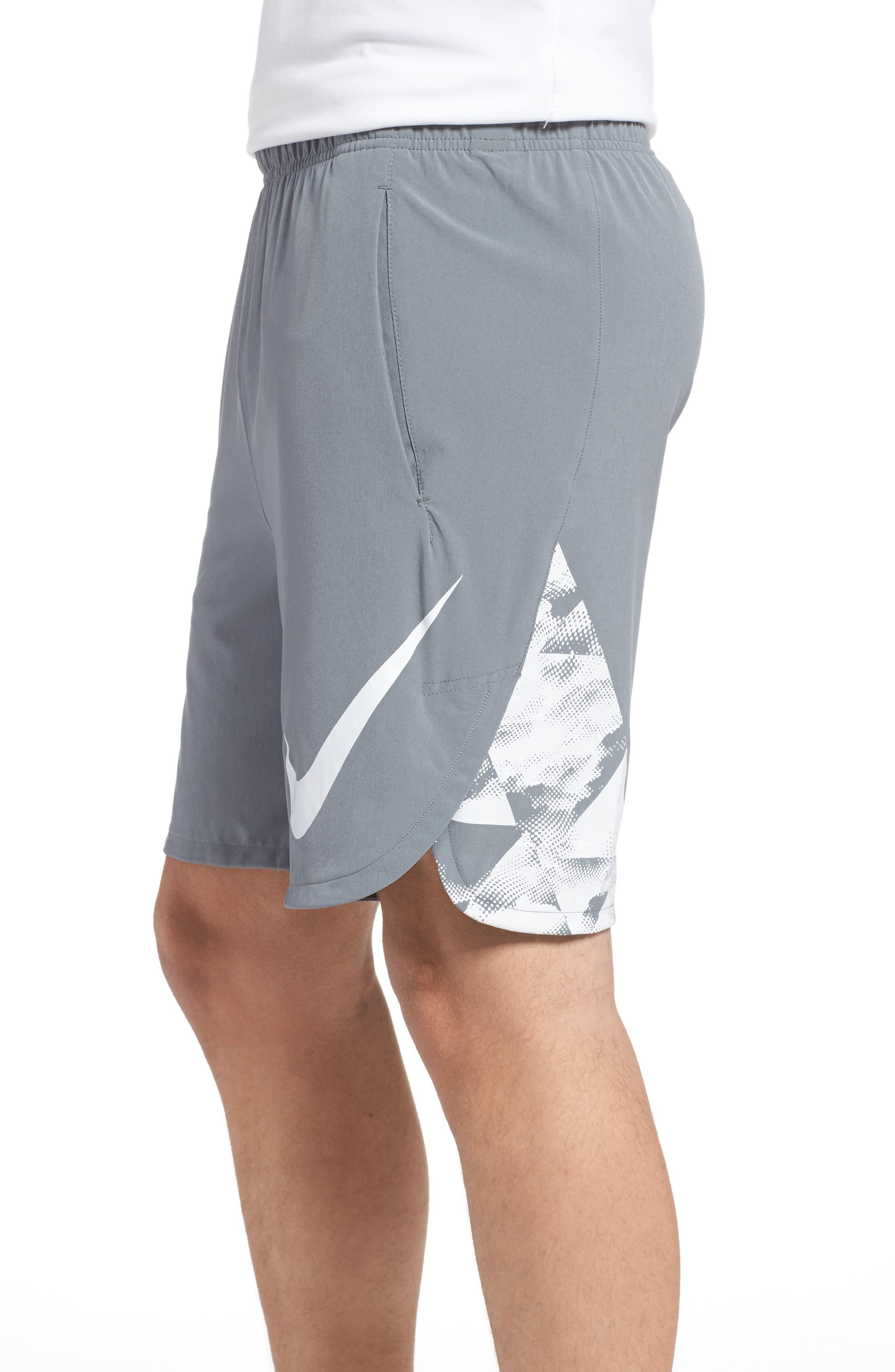 Flex Training Shorts,                             Alternate thumbnail 6, color,