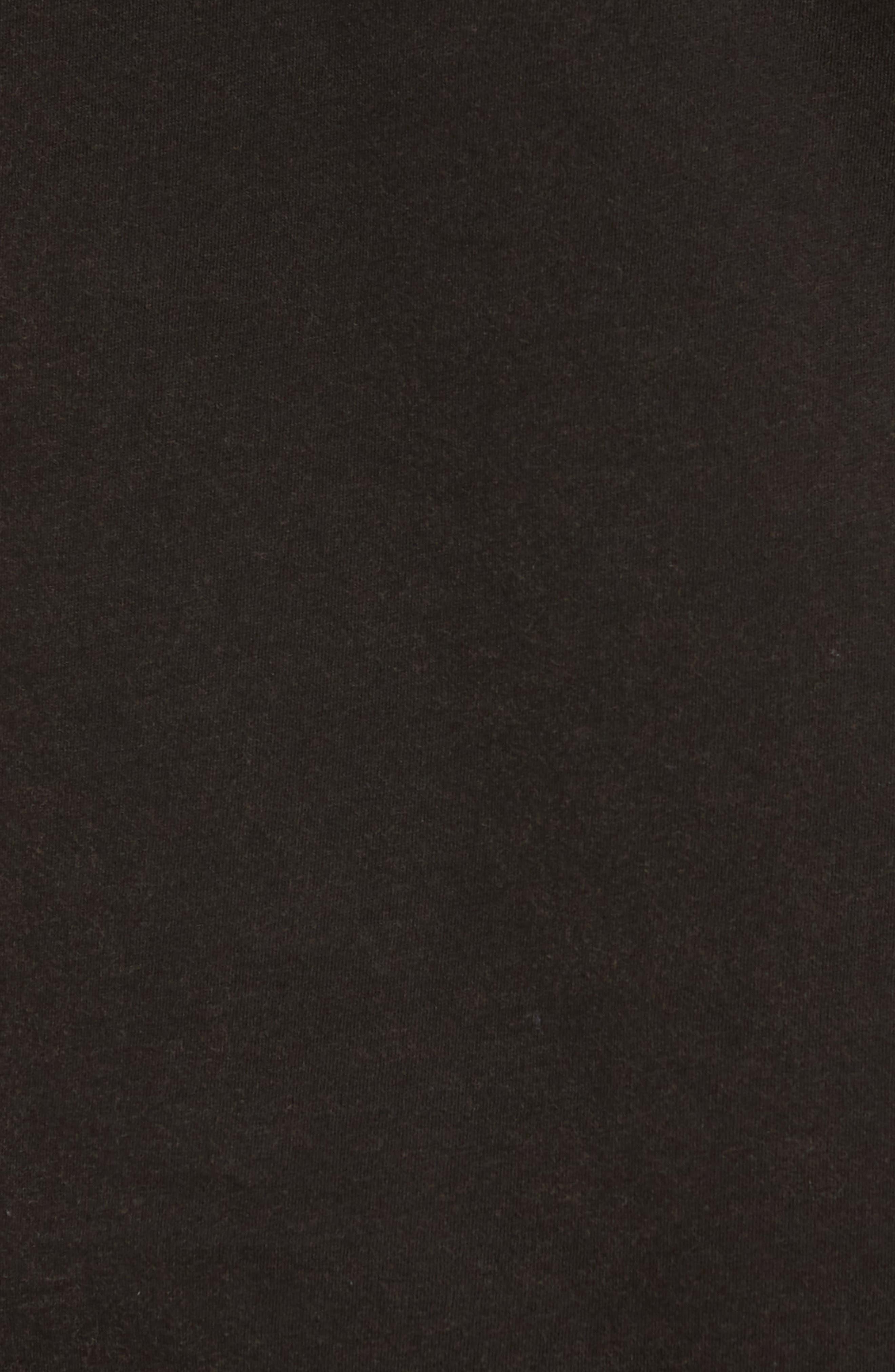 JOHN VARVATOS STAR USA,                             Bowery Live Graphic T-Shirt,                             Alternate thumbnail 5, color,                             001