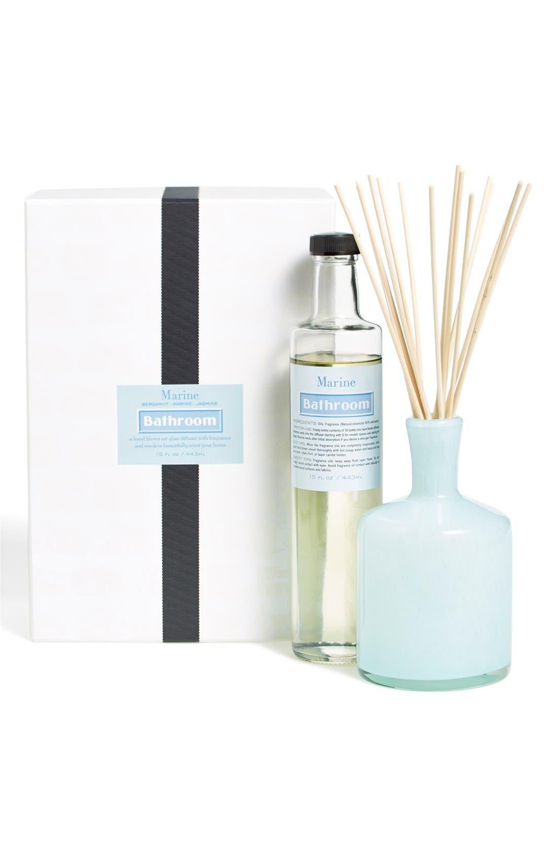'Marine - Bathroom' Fragrance Diffuser,                             Alternate thumbnail 2, color,                             NO COLOR