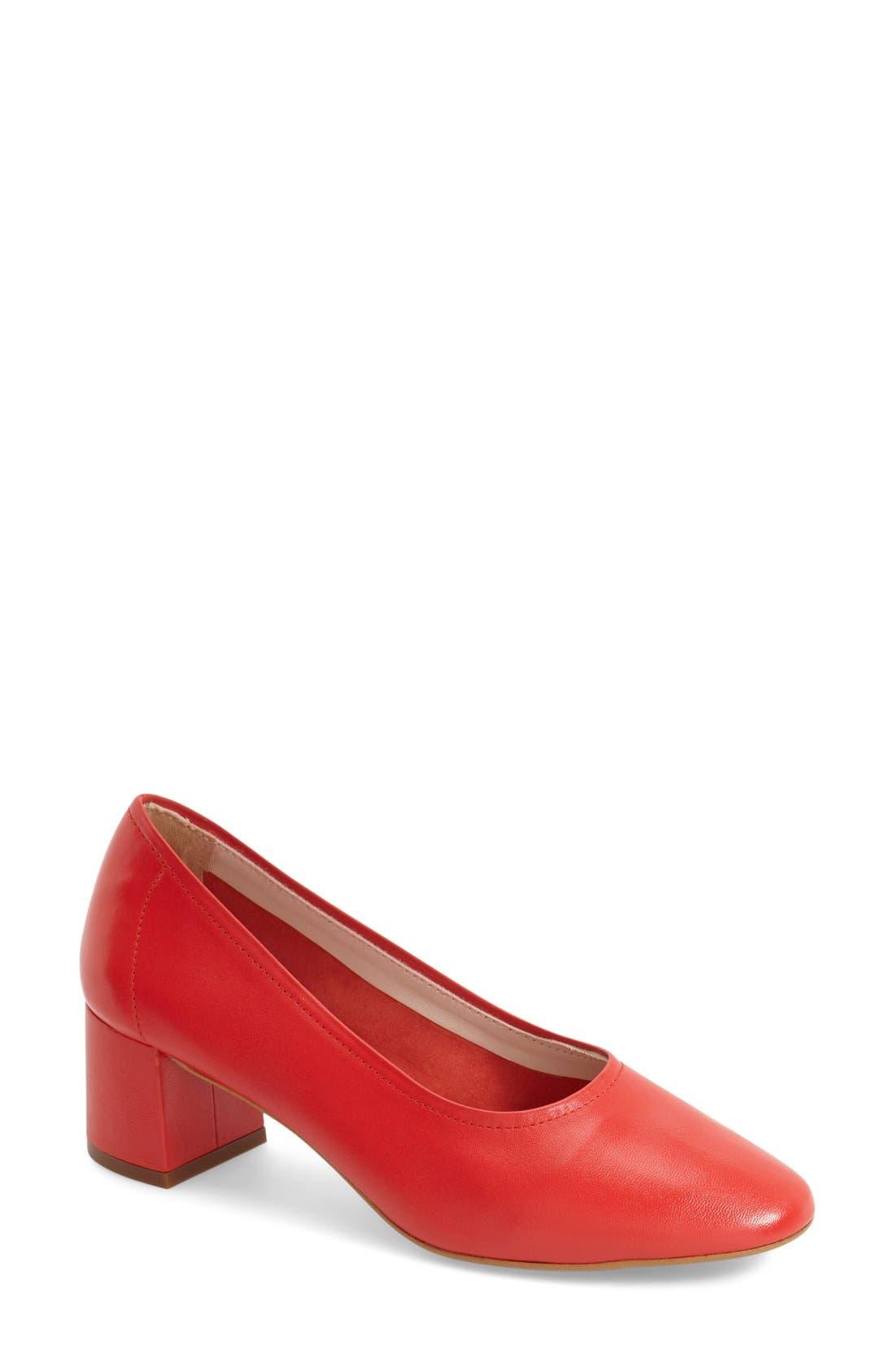 'Juno' Ballet Shoe,                             Main thumbnail 4, color,