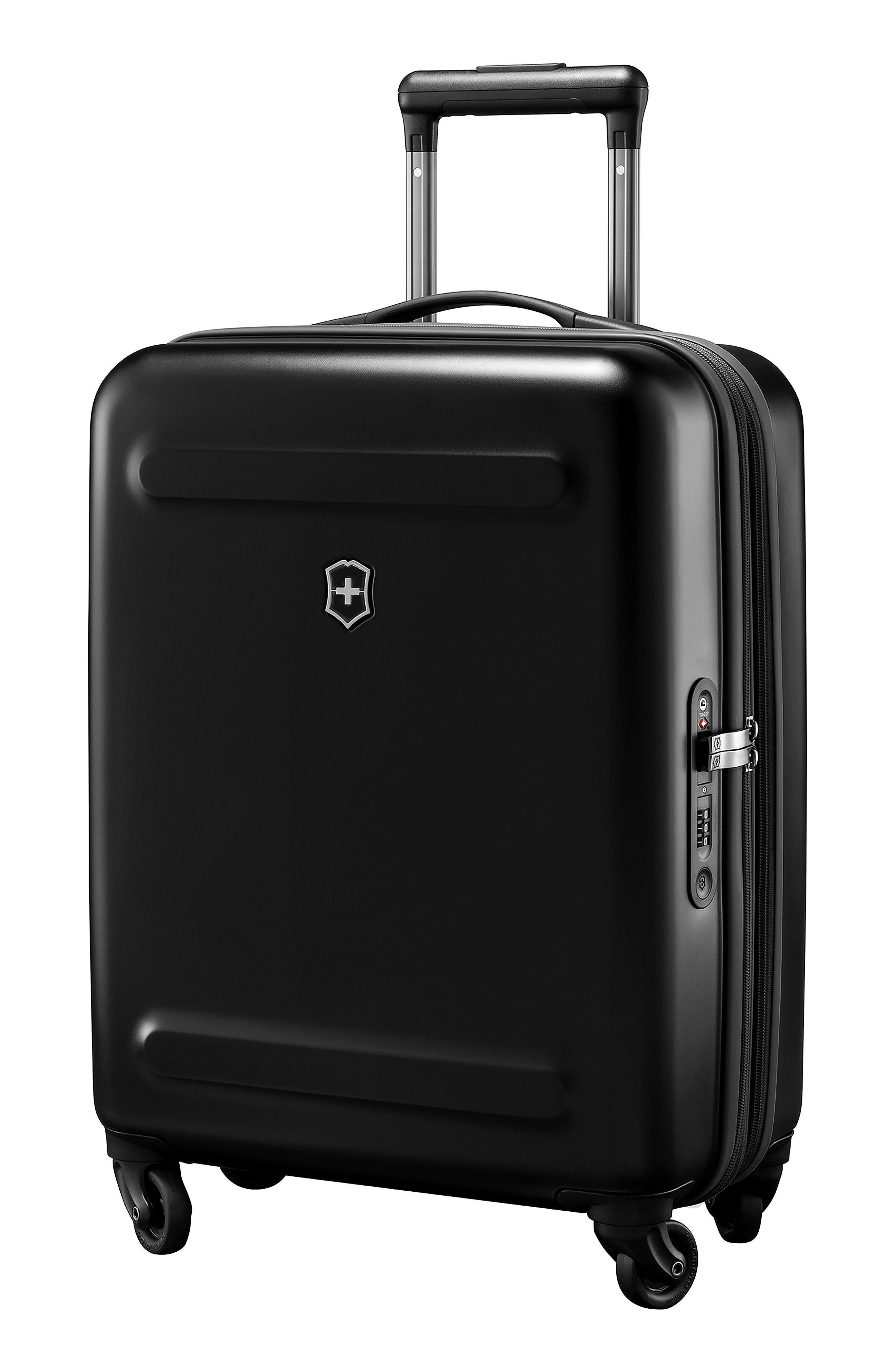 Etherius 22-Inch Wheeled Carry-On,                         Main,                         color, BLACK