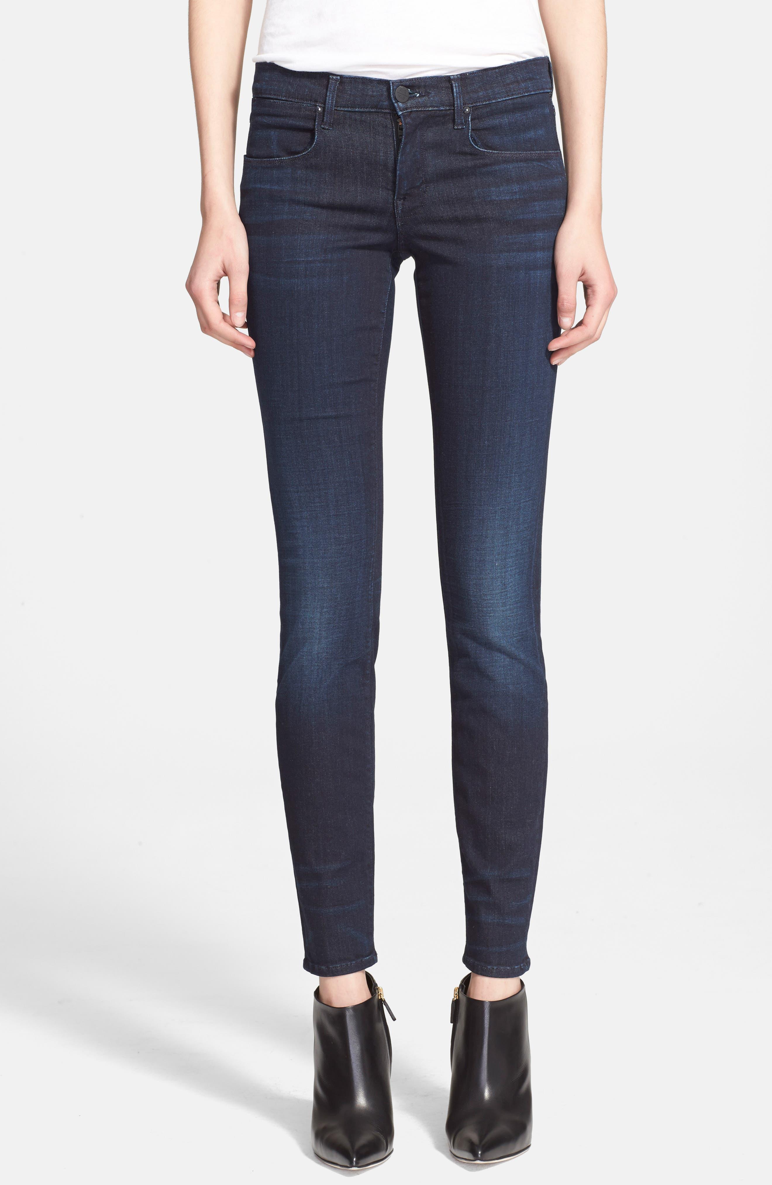 The Skinny Jacs Skinny Jeans,                             Alternate thumbnail 8, color,                             400