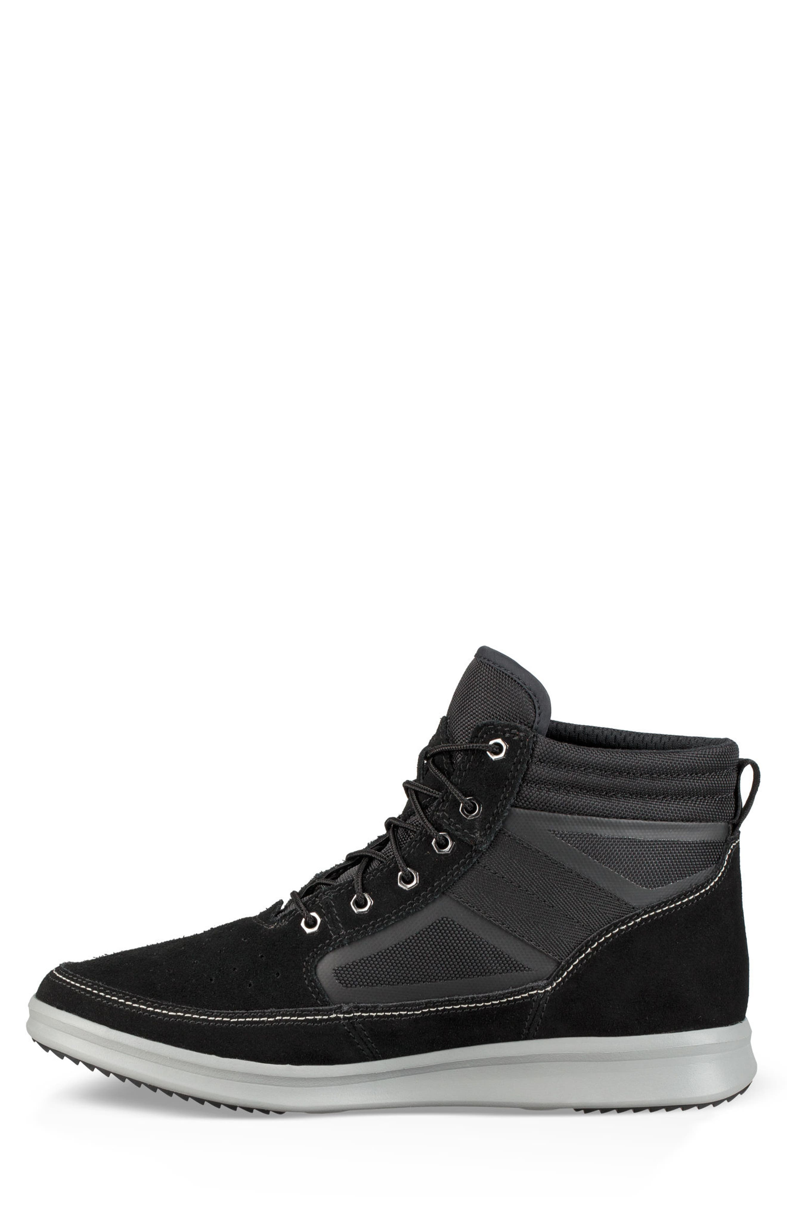 Hepner Moc Toe Boot,                             Alternate thumbnail 3, color,                             001