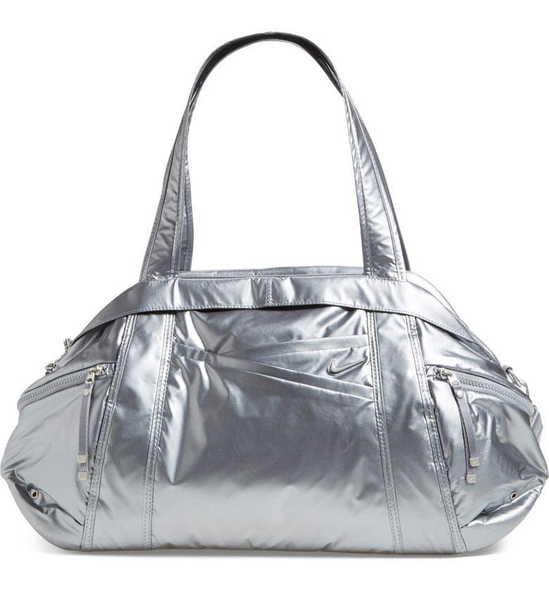 Nike  Victory  Metallic Gym Duffel Bag  f0f9da2716701