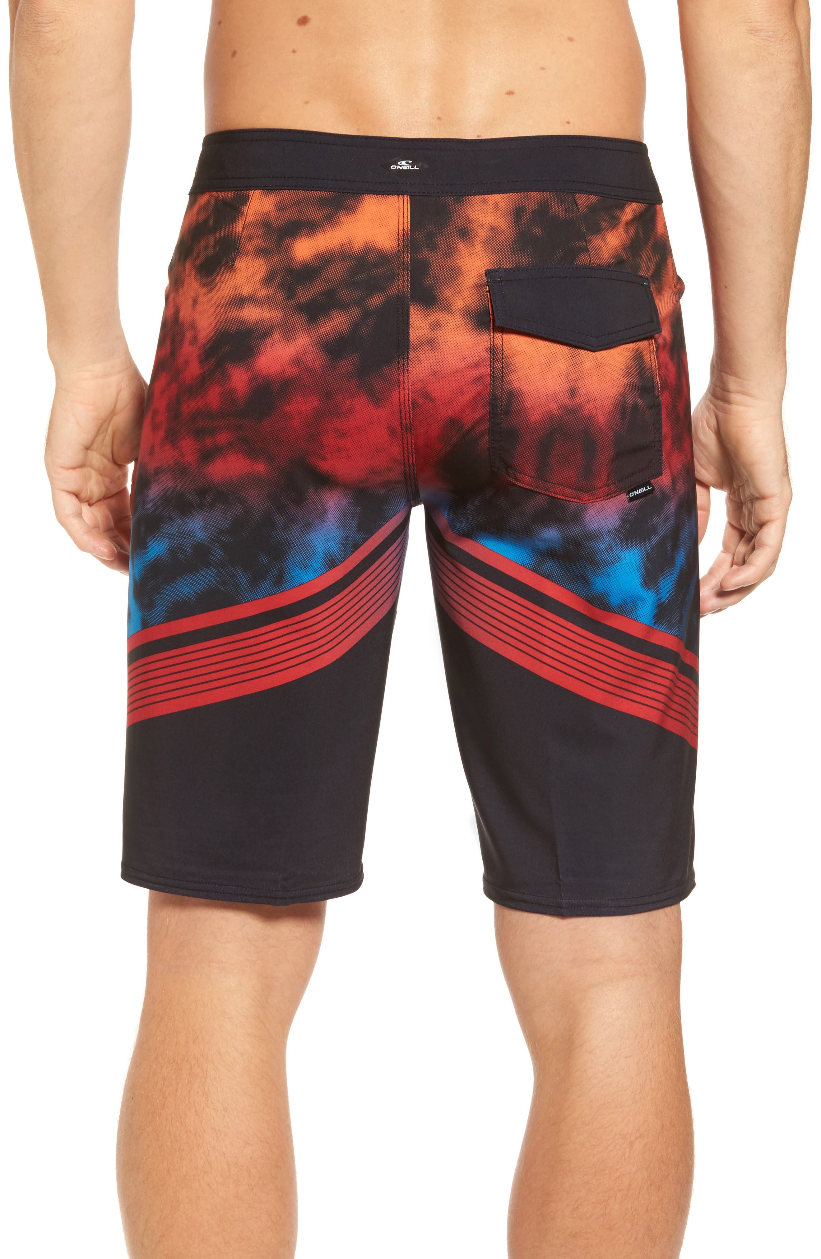 Hyperfreak Imagine Board Shorts,                             Alternate thumbnail 3, color,