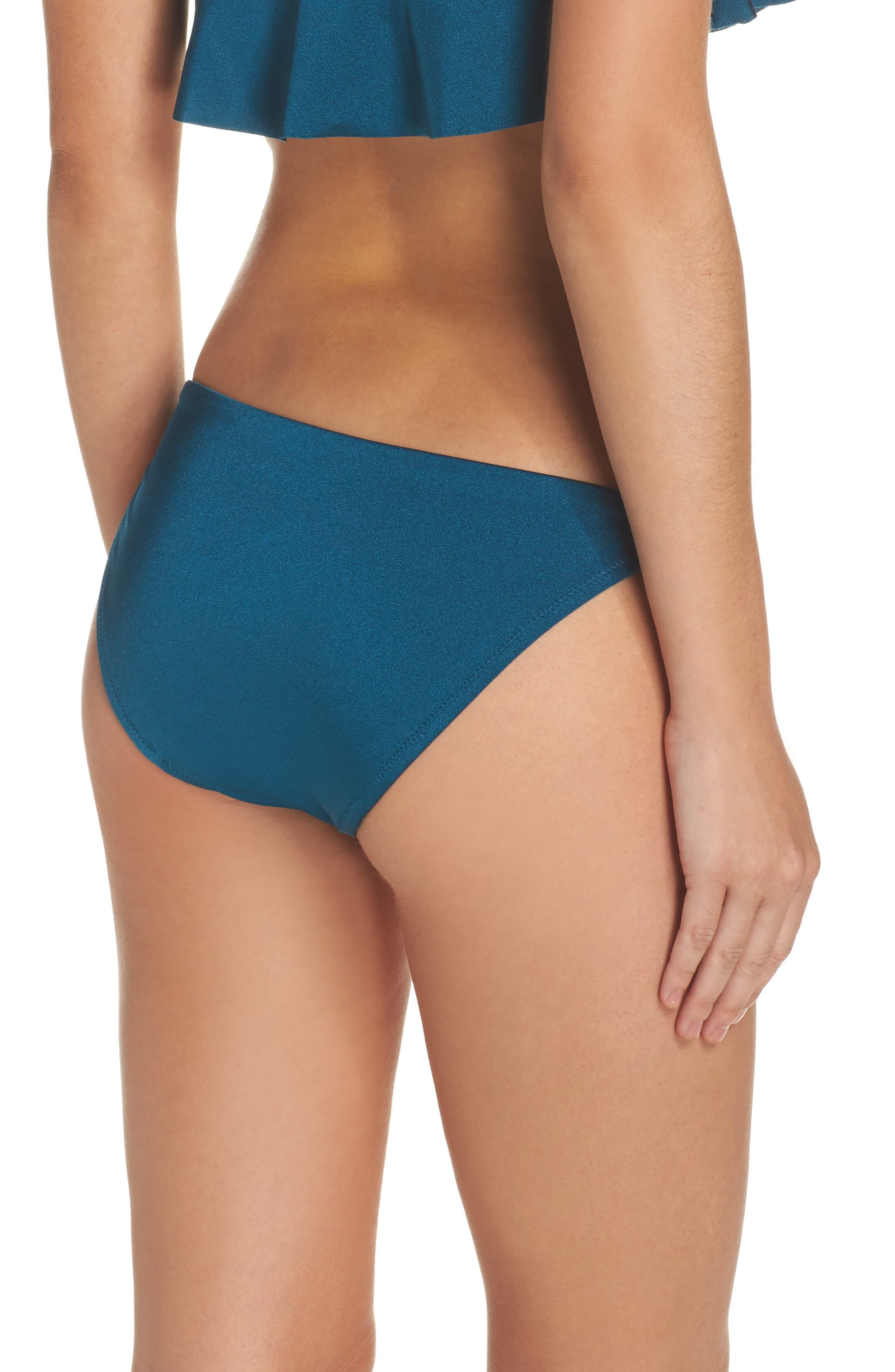 St. Lucia Bikini Bottoms,                             Alternate thumbnail 2, color,                             445
