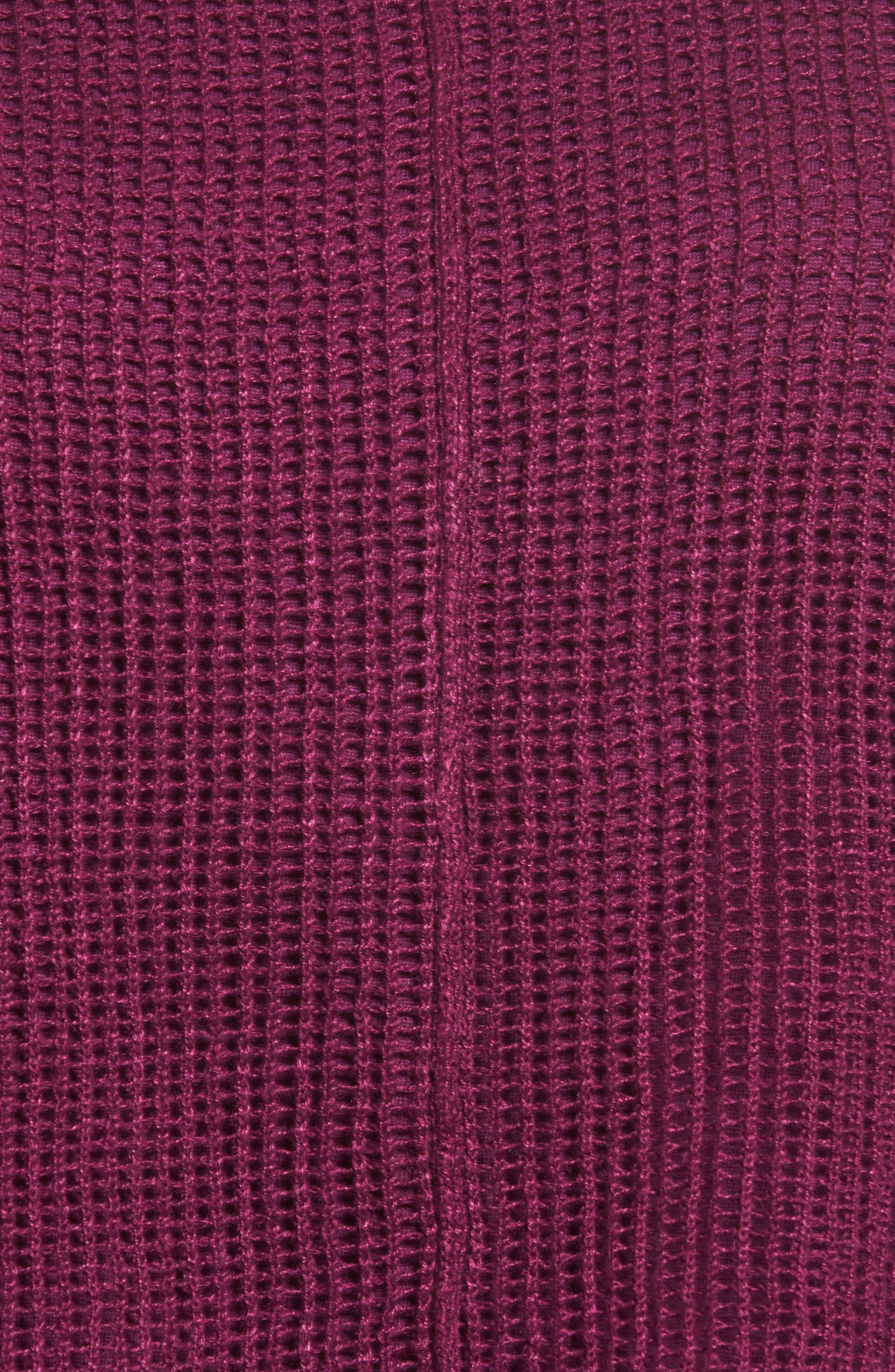 Organic Linen Crop Sweater,                             Alternate thumbnail 25, color,