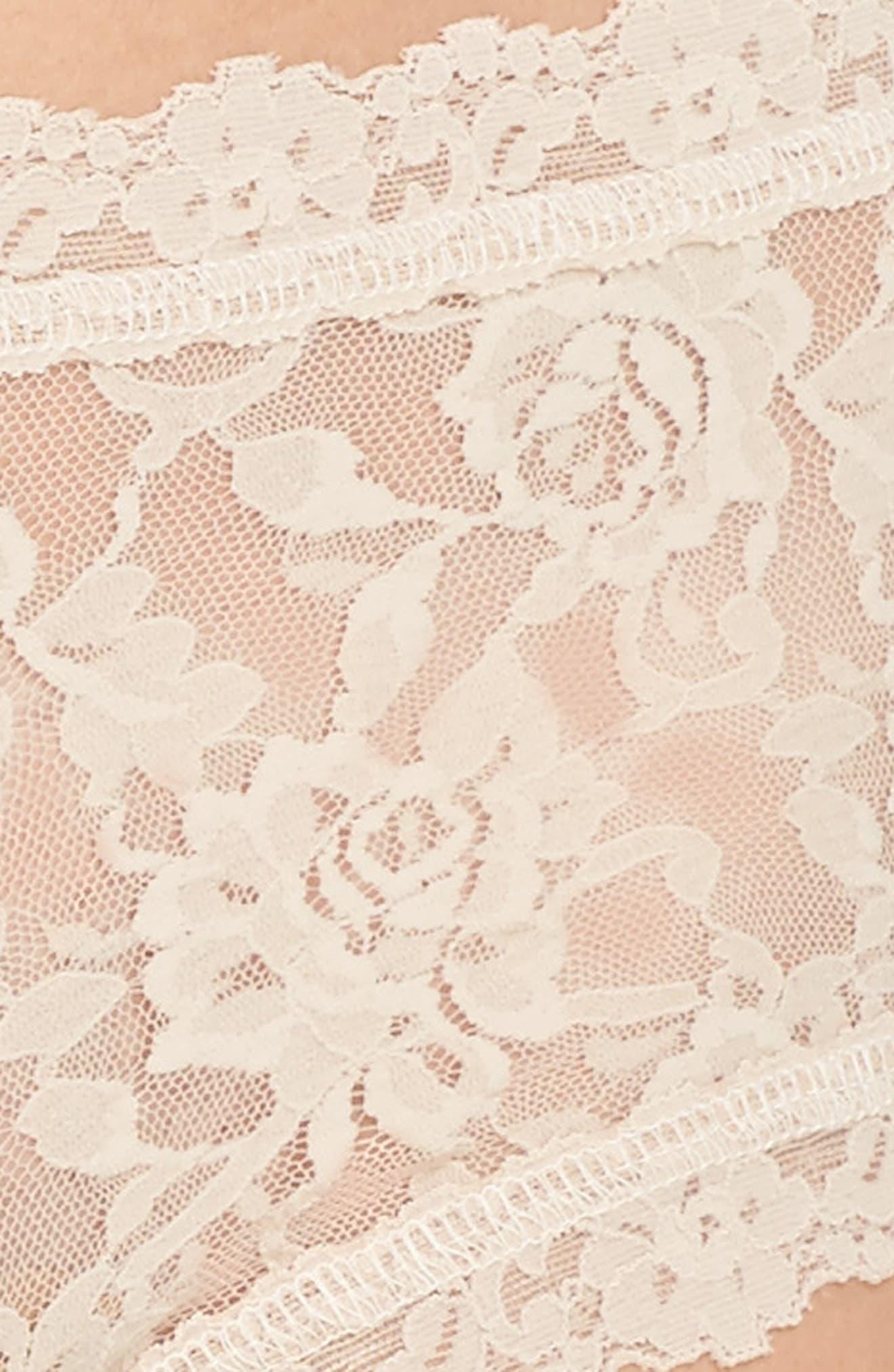 'Signature Lace' Boyshorts,                             Alternate thumbnail 381, color,