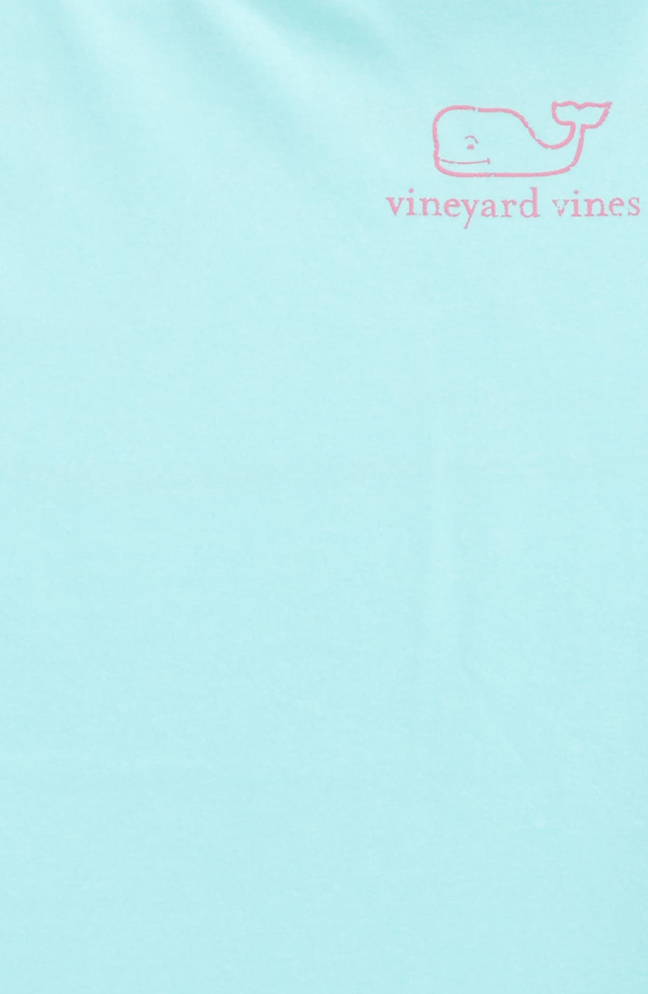 Vintage Whale Performance Tee,                             Alternate thumbnail 3, color,                             416