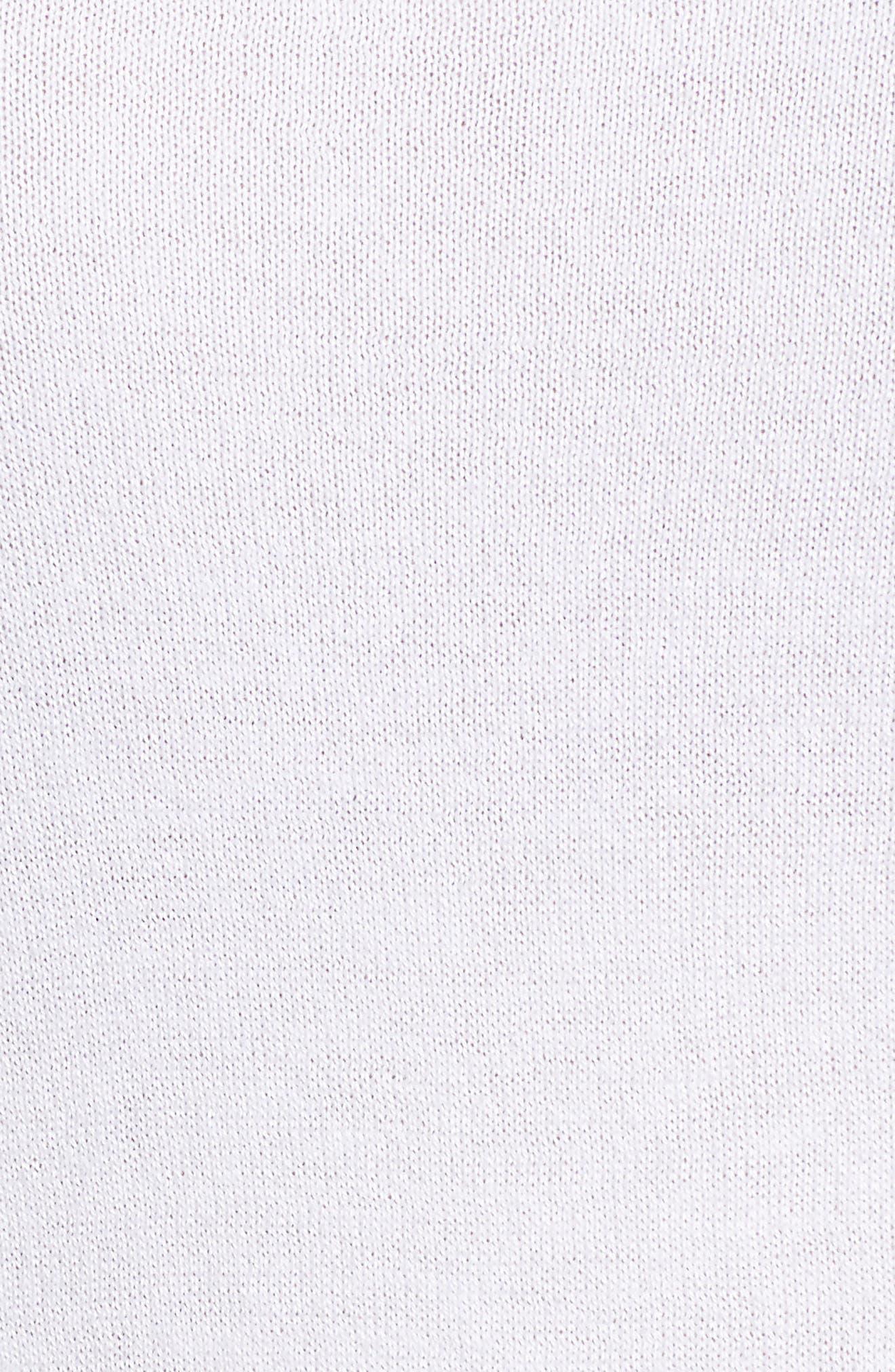 Cotton Blend Pullover,                             Alternate thumbnail 122, color,
