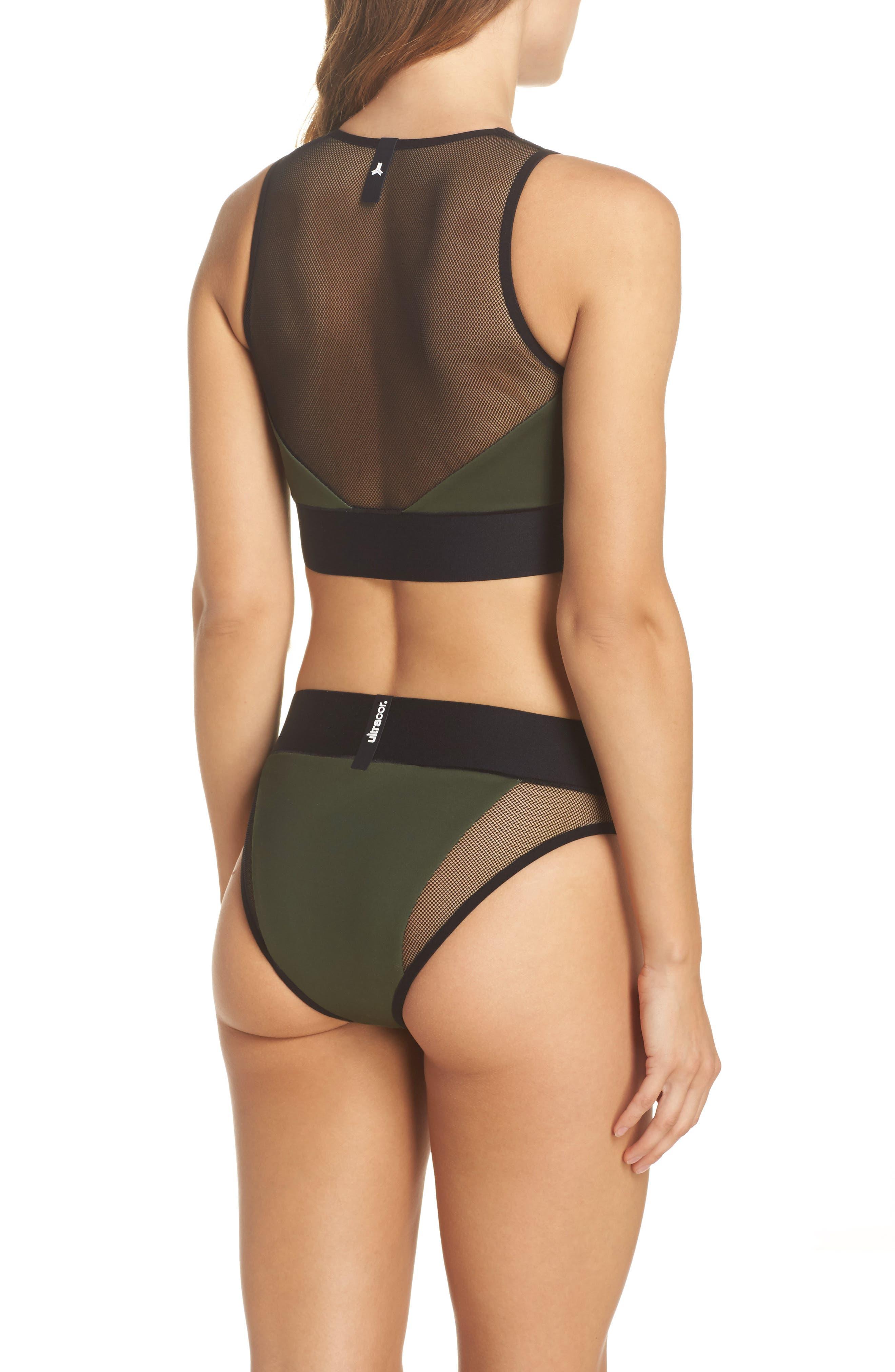 Adrift Sport Mesh Bikini Top,                             Alternate thumbnail 8, color,                             300