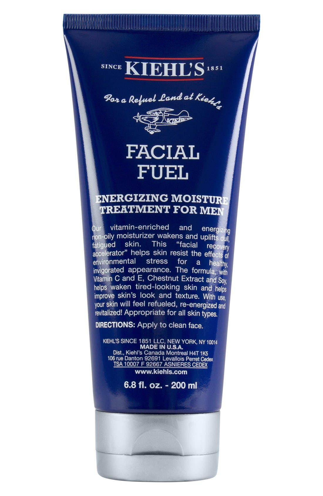 'Facial Fuel' Energizing Moisture Treatment for Men,                             Alternate thumbnail 4, color,                             000