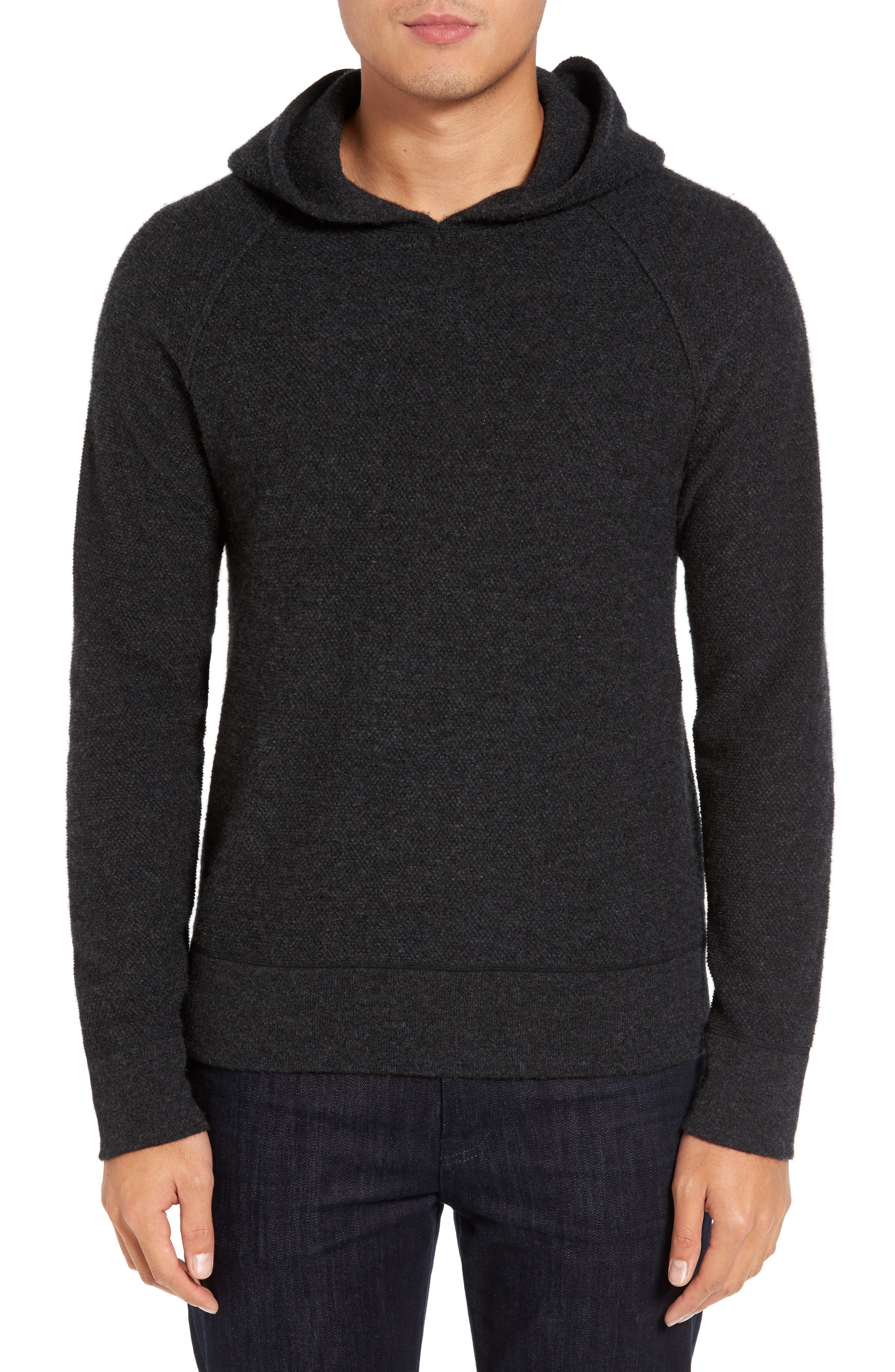 JAMES PERSE Cashmere Hoodie, Main, color, 052