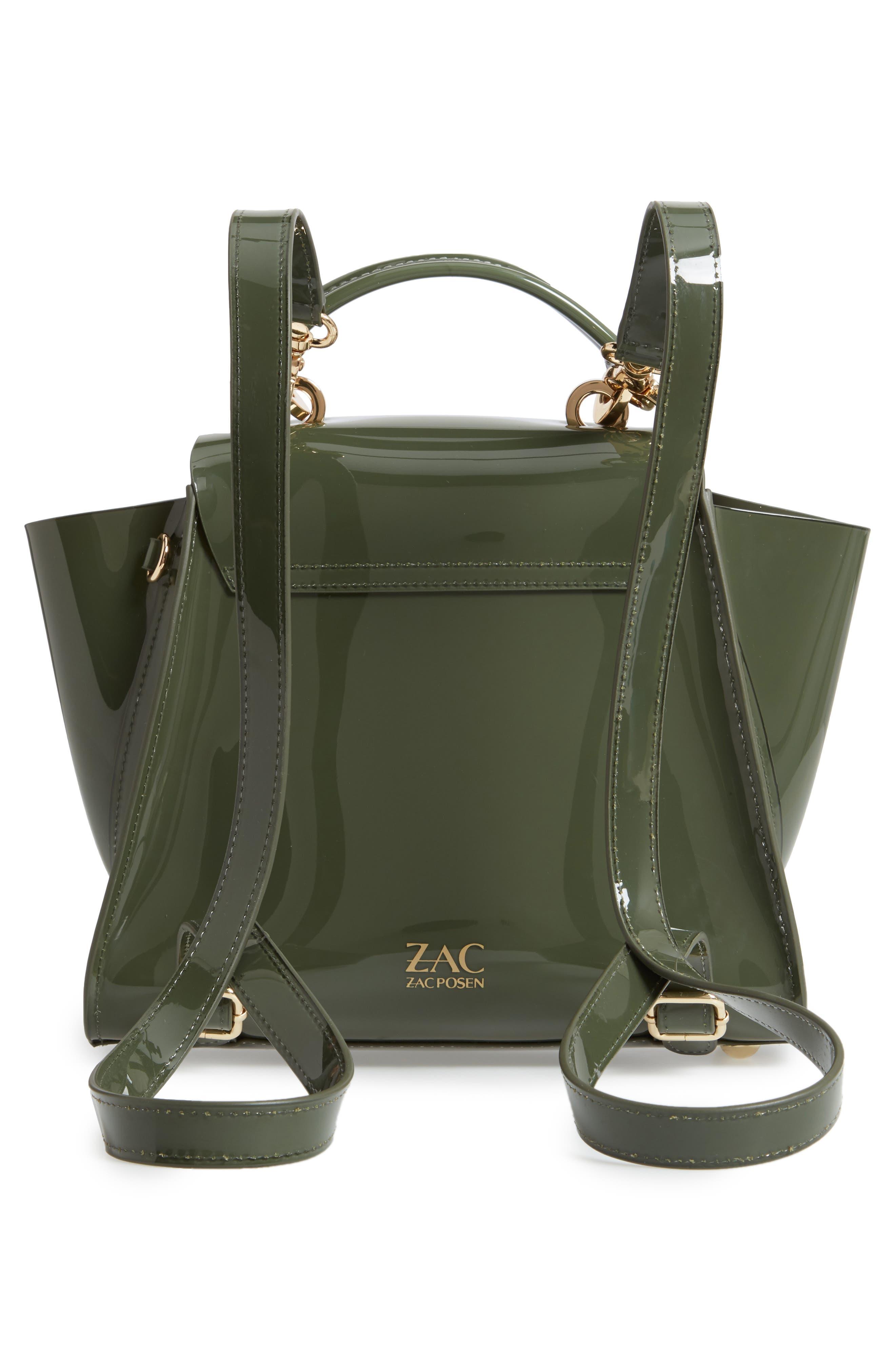 Eartha Iconic Convertible Backpack,                             Alternate thumbnail 4, color,                             302