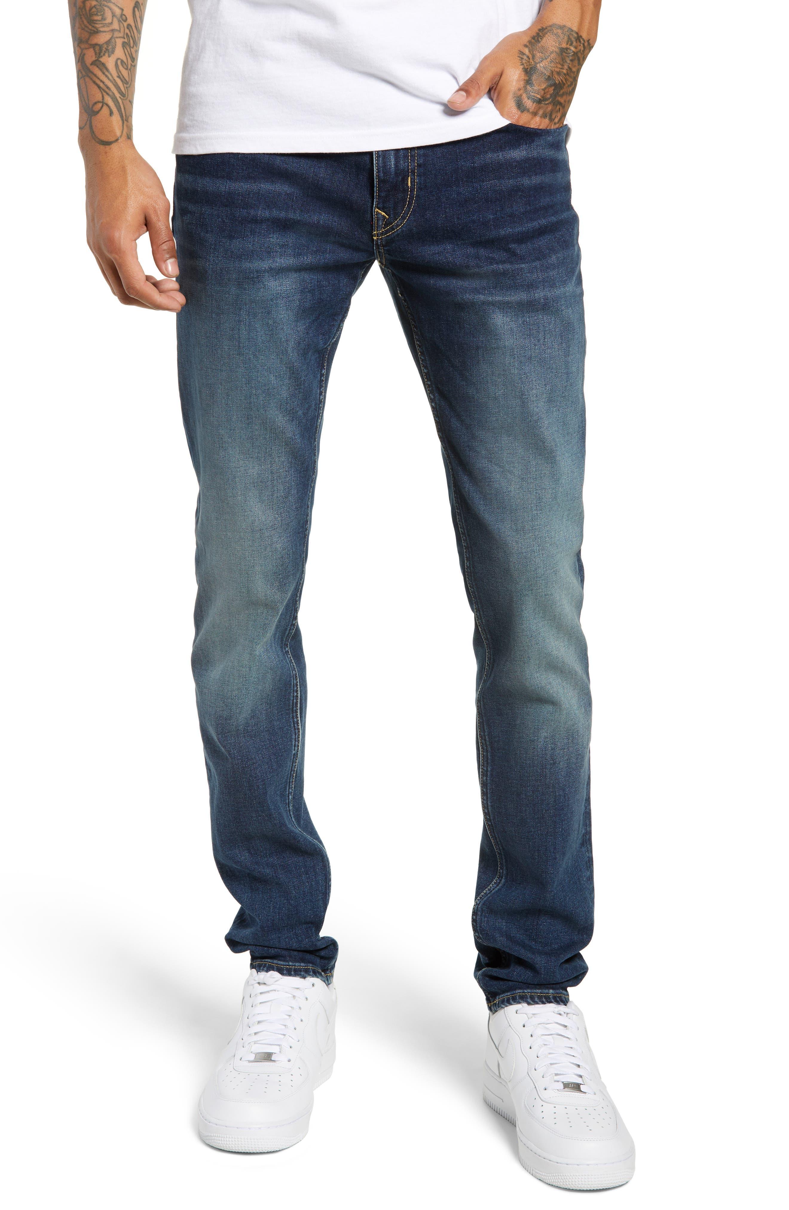 Keith Skinny Fit Jeans by Vigoss