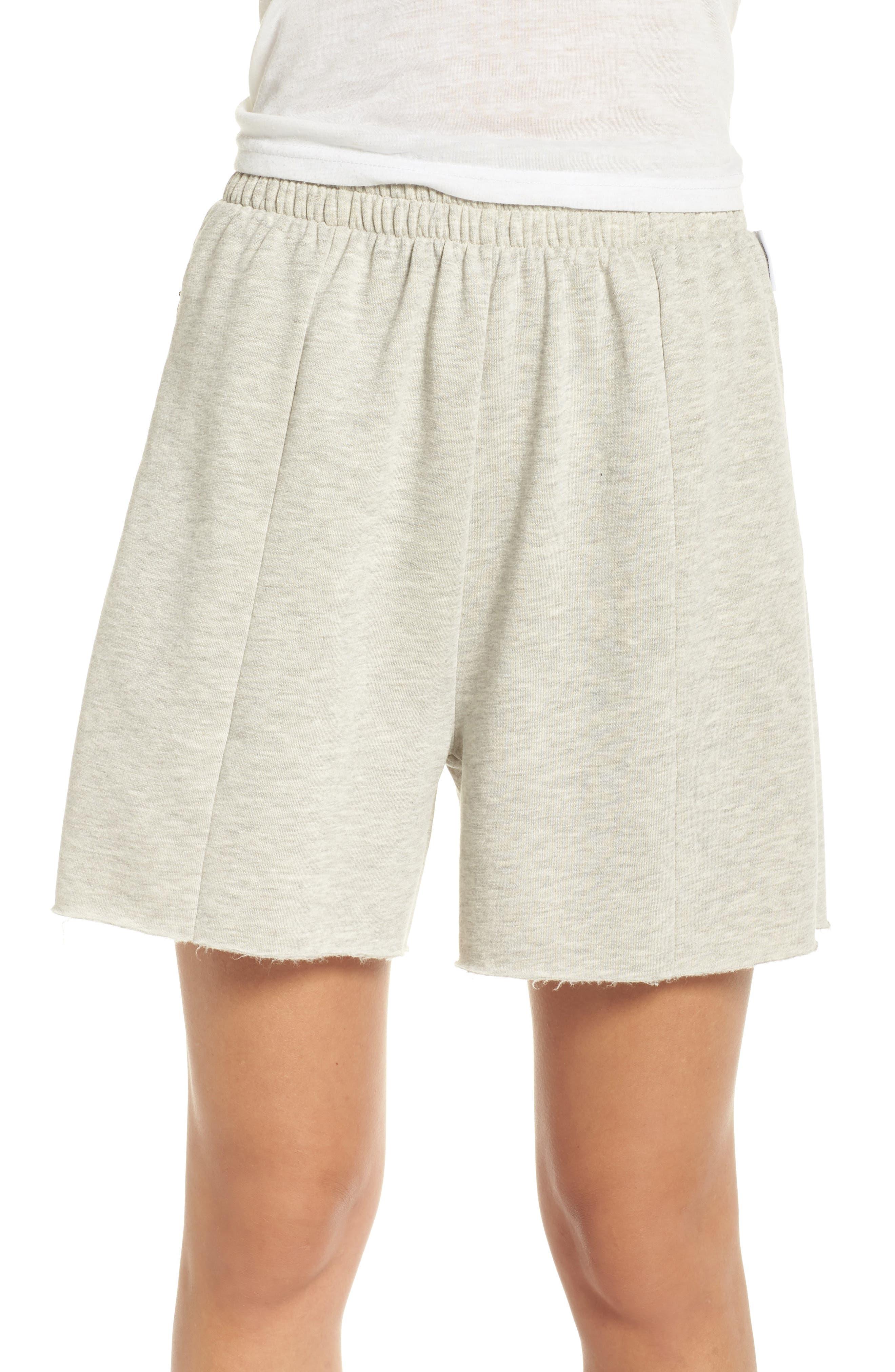 Bermuda Lounge Shorts,                         Main,                         color, PEBBLE HEATHER
