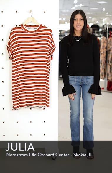 Stripe Sneaker Dress, sales video thumbnail