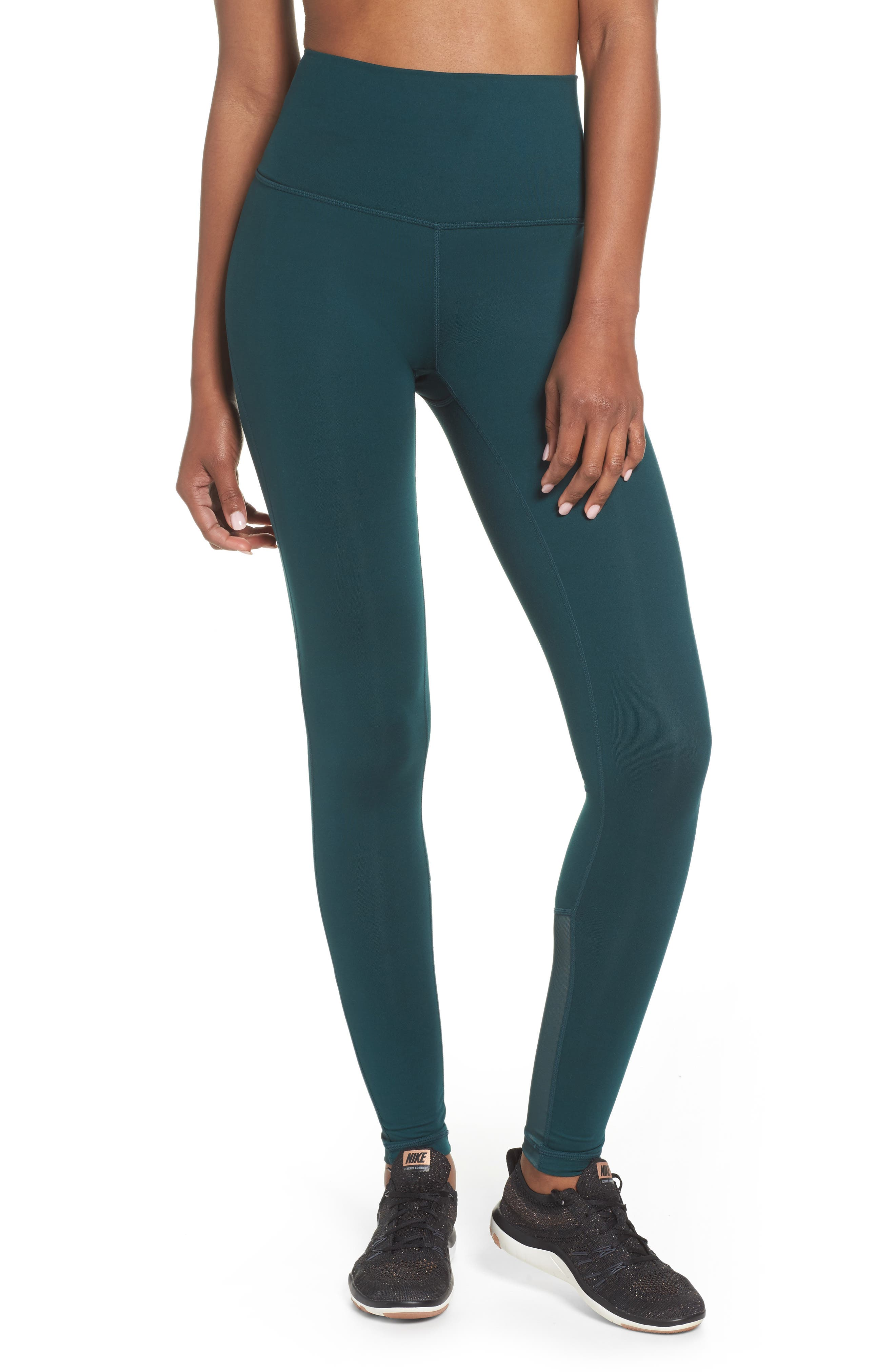 High Waist Asana Light Leggings,                             Main thumbnail 1, color,